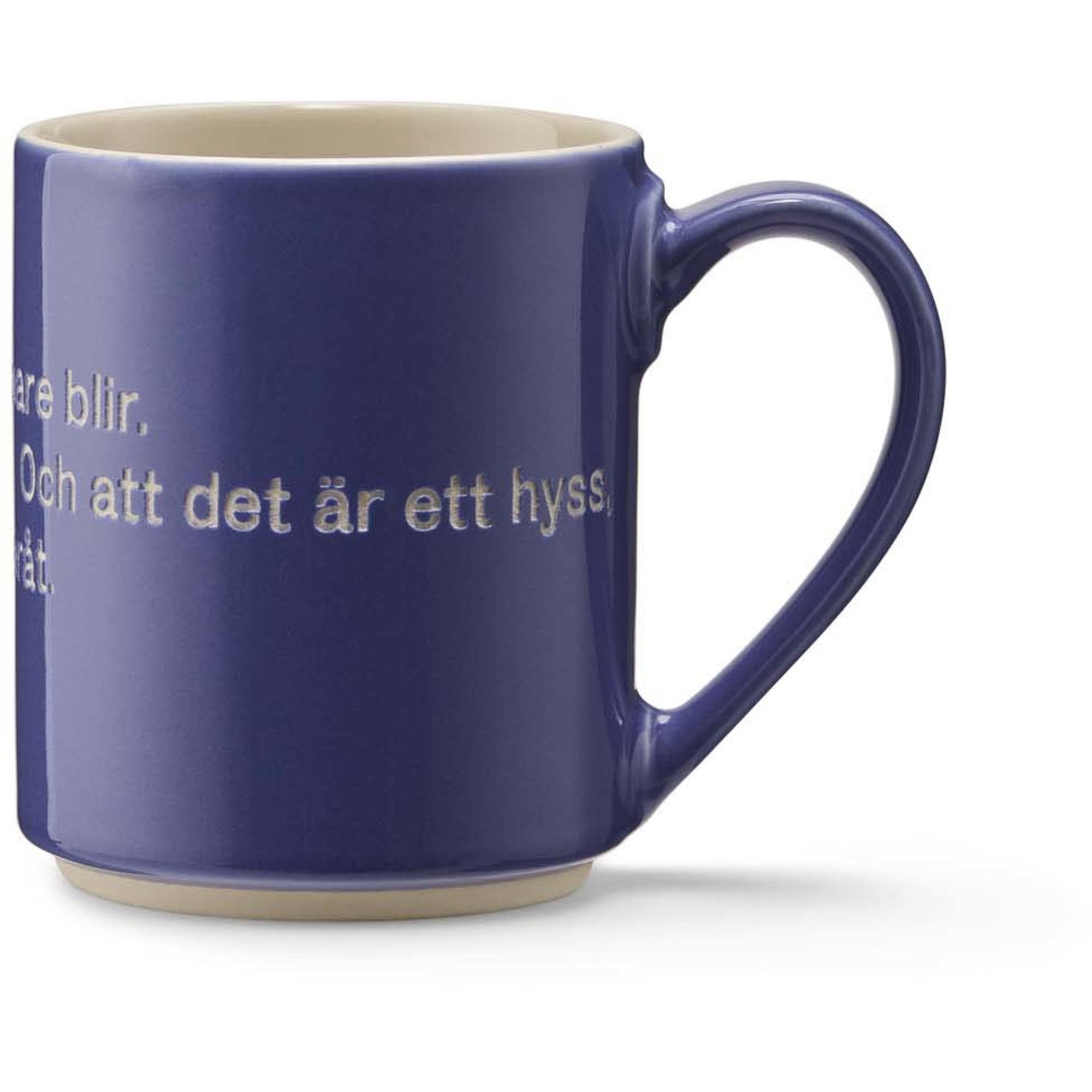 Bilde av Astrid Lindgren Krus, Hyss Hittar Man Inte På