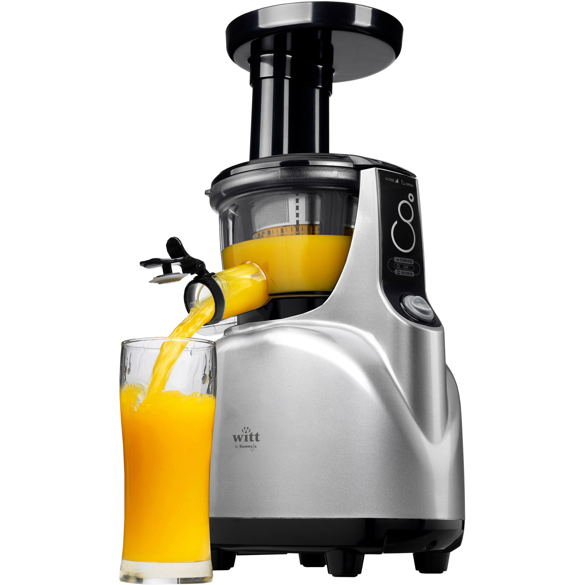 Kuvings Slow Juicer Tilbud : Kjop B5100S Silent Slow Juicer solv fra Witt by Kuvings