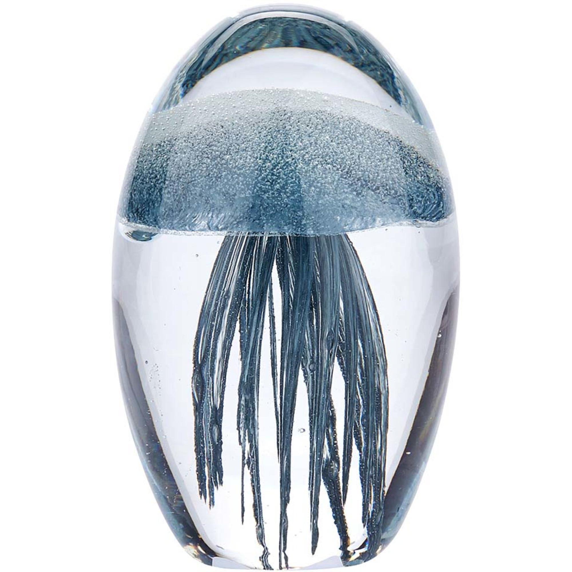 Bilde av Bahne & Co Glasskulptur Manet Grå 11cm
