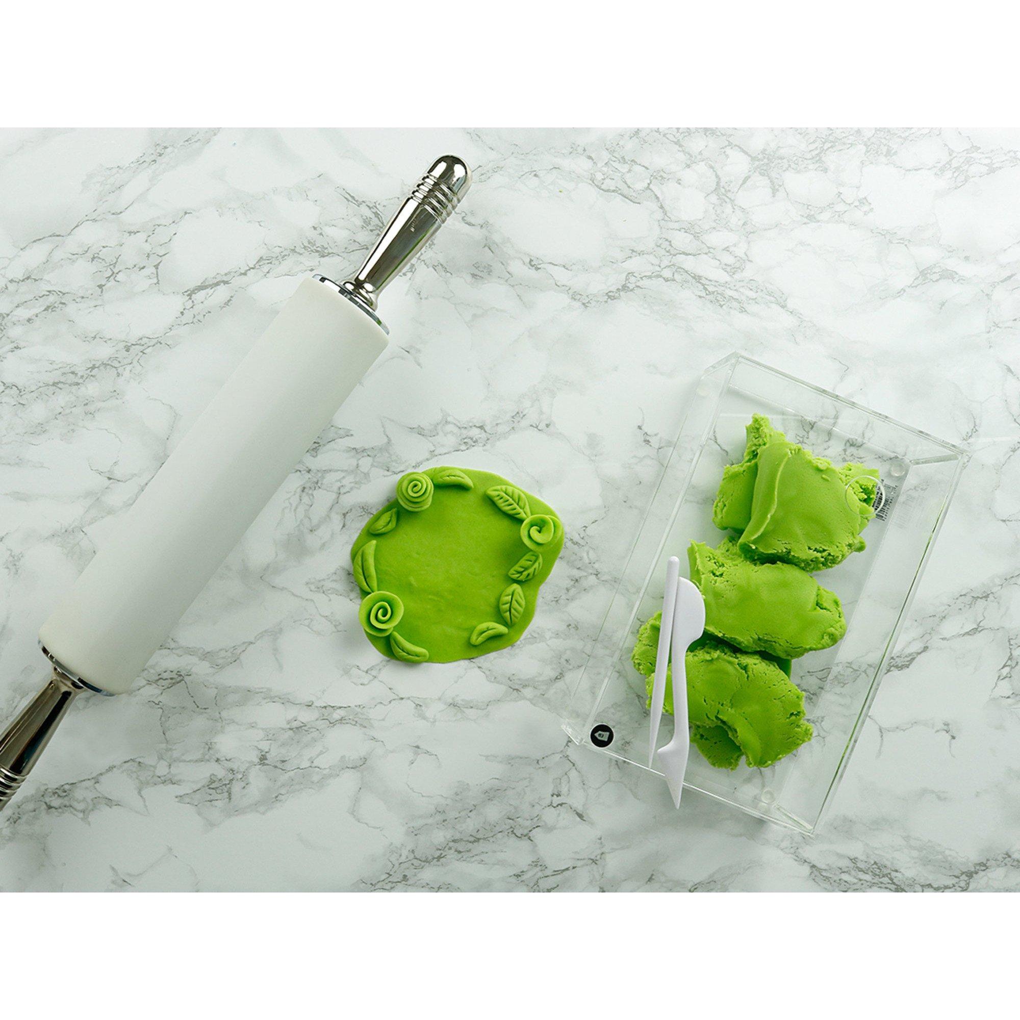 Bilde av Bakels Sukkerpasta Sugarpaste Limegrønn 1 Kg