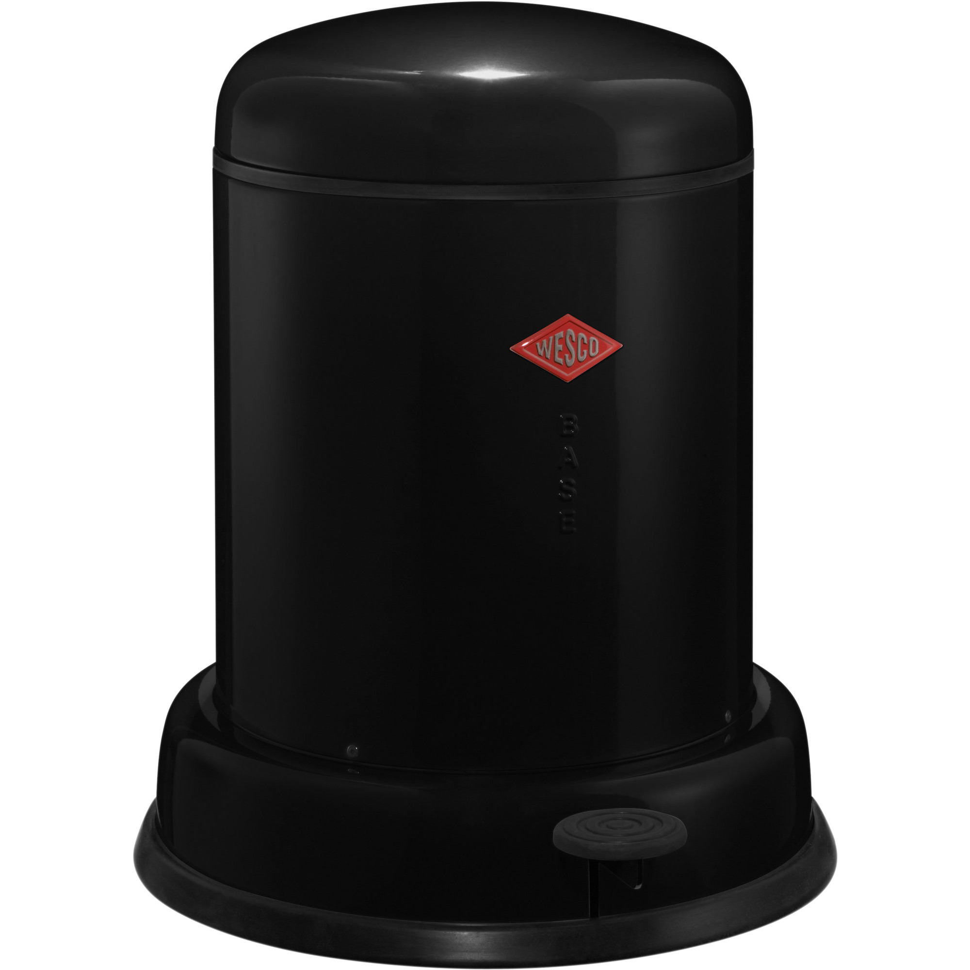 Wesco Baseboy pedalhink 8 liter – svart