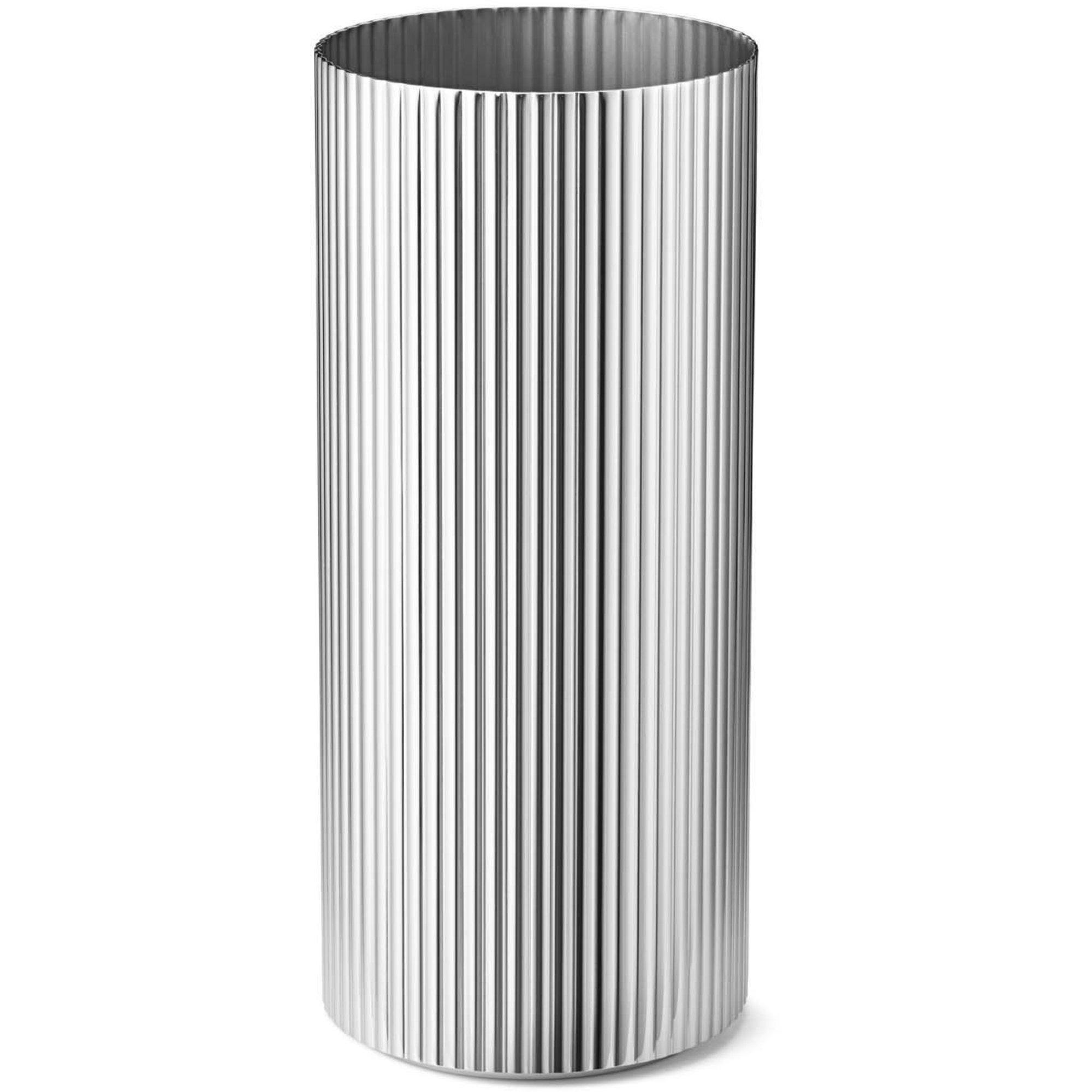 Georg Jensen Bernadotte Vas Rostfritt stål medium