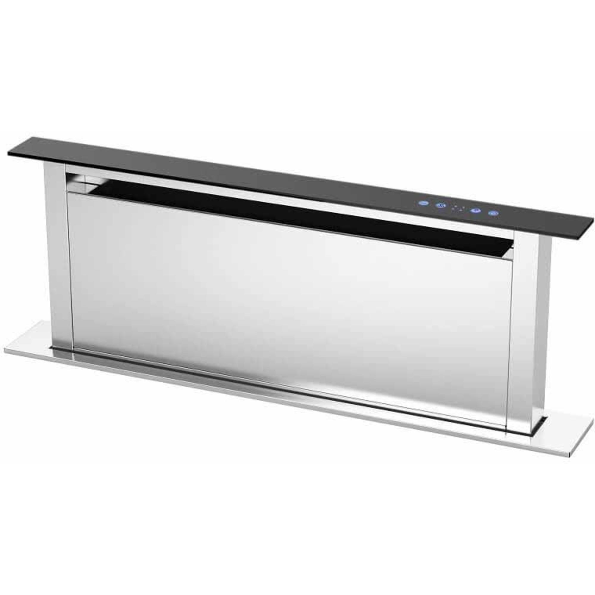 Bertazzoni Integrerad Fläktkåpa KDD90XA 90 cm Design-serien rostfri