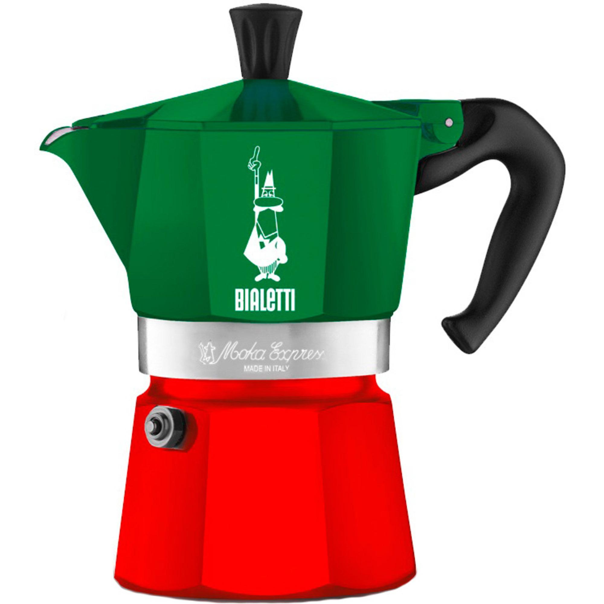 Billede af Bialetti Kaffebrygger Italy 3 kopper