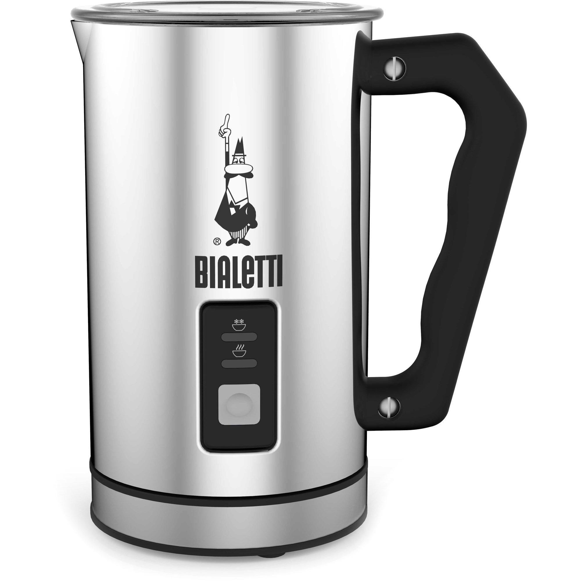 Bialetti SOFT CREAM 115/240ml elektrisk mælkeskumm