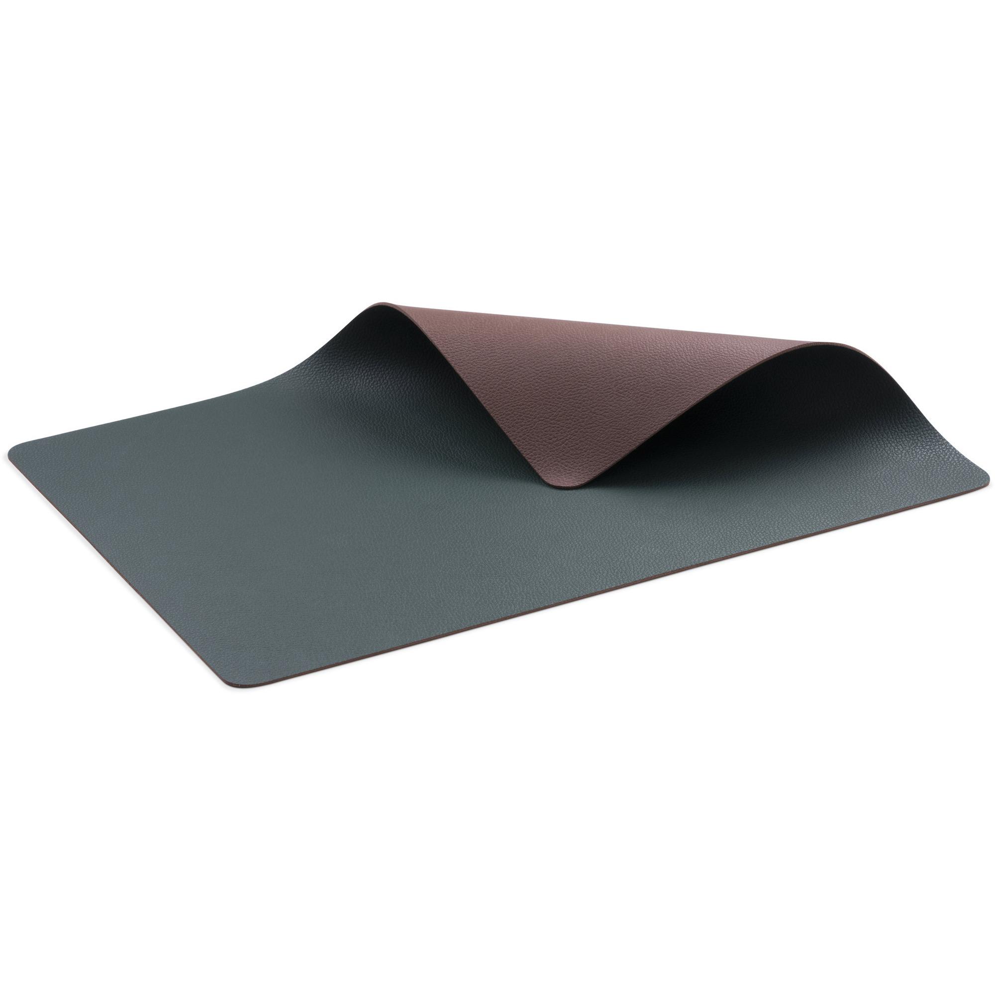 Bitz Bordstablett 4 st. grå/brun