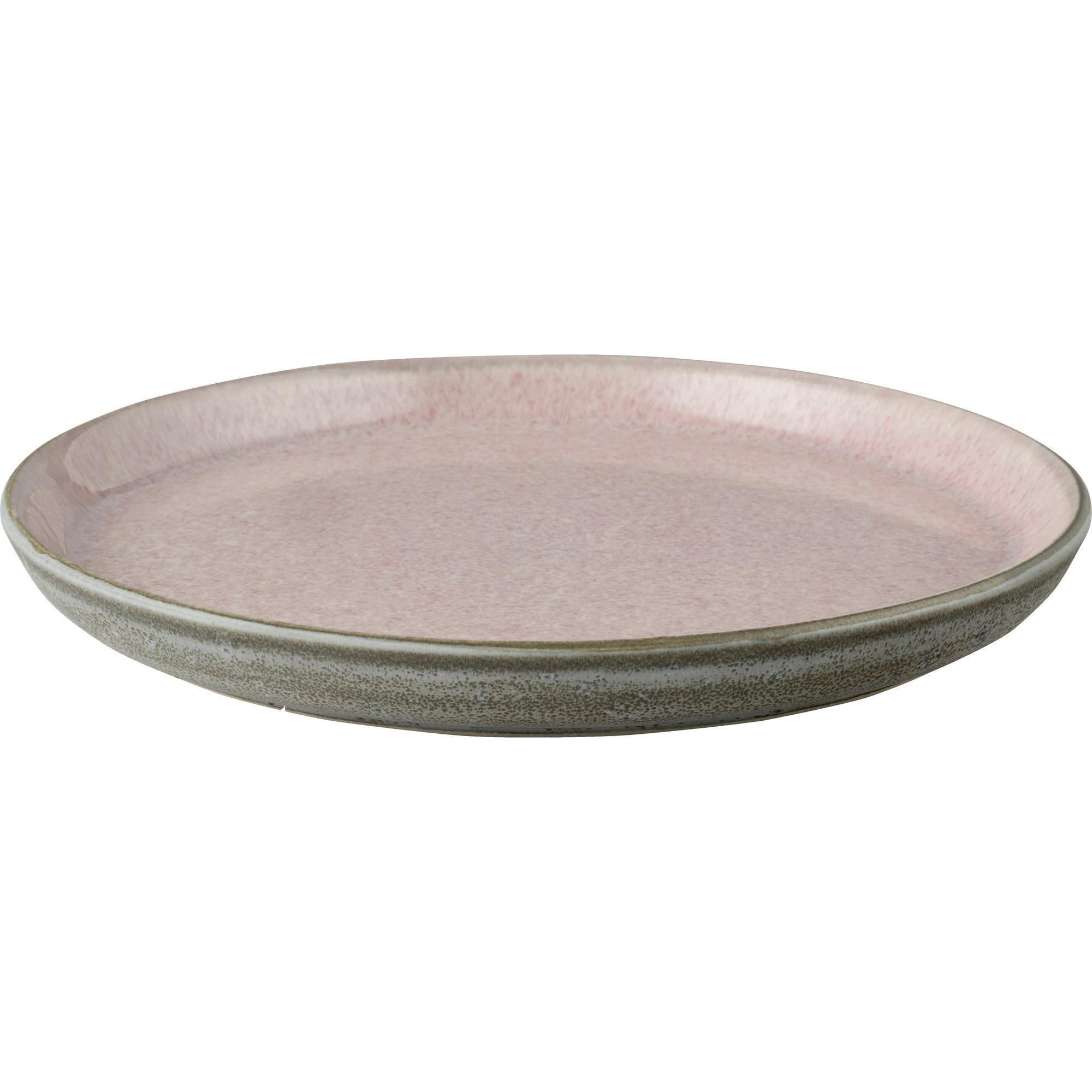 Bitz Tallrik Gastro 21 cm grå/rosa Bit