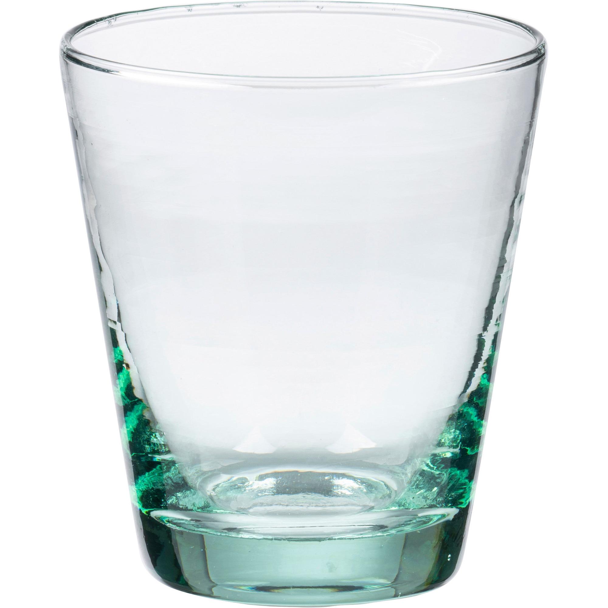 Bitz Vattenglas 30cl Grön