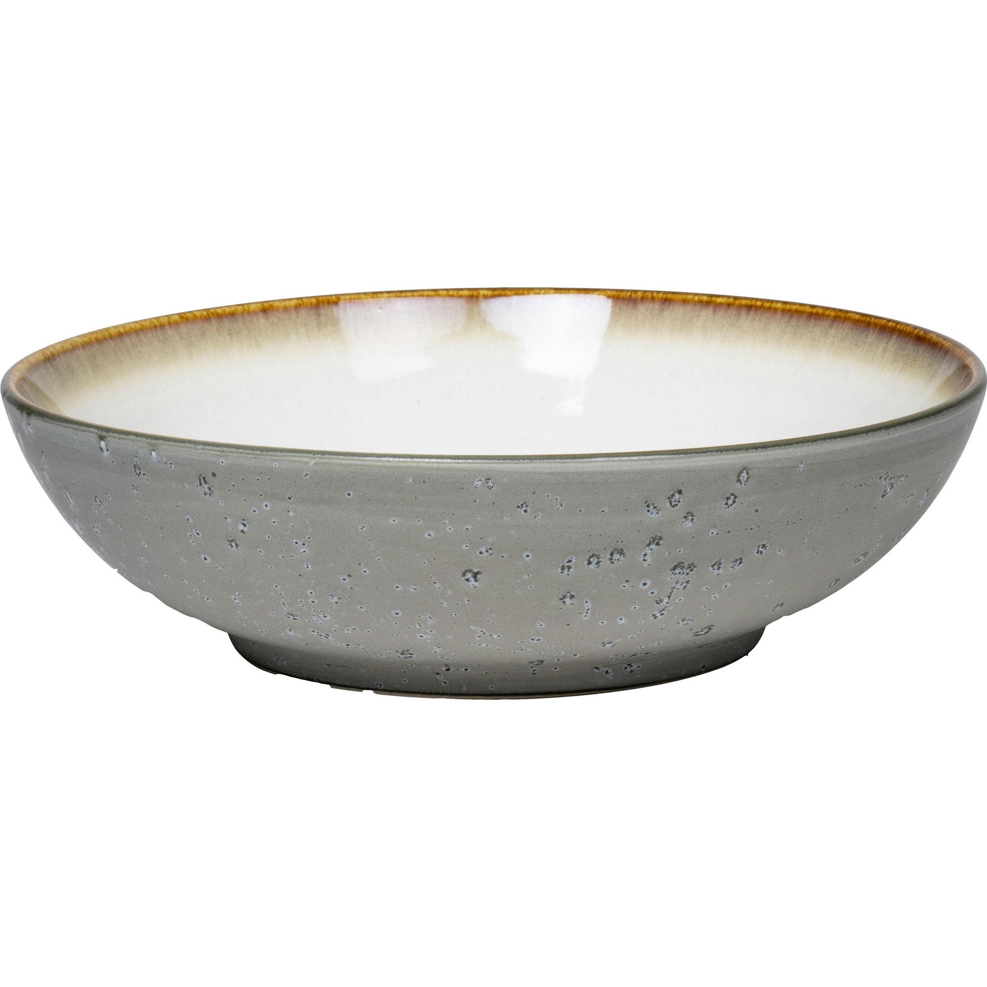 Bitz Salladsskål 24 cm grå/creme