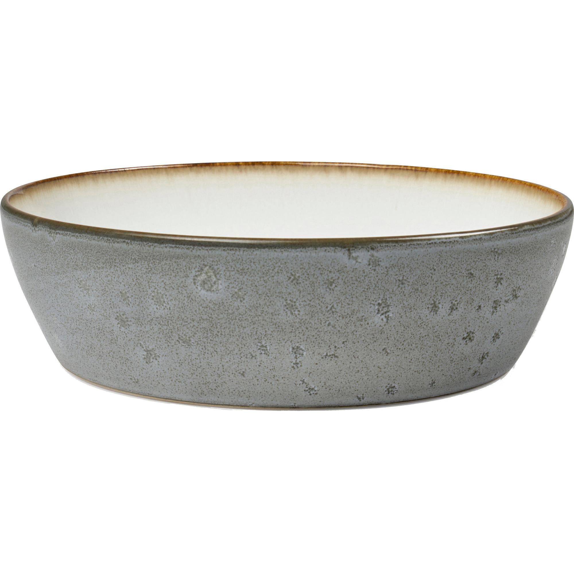 Bitz Soppskål 18 cm grå/gräddvit