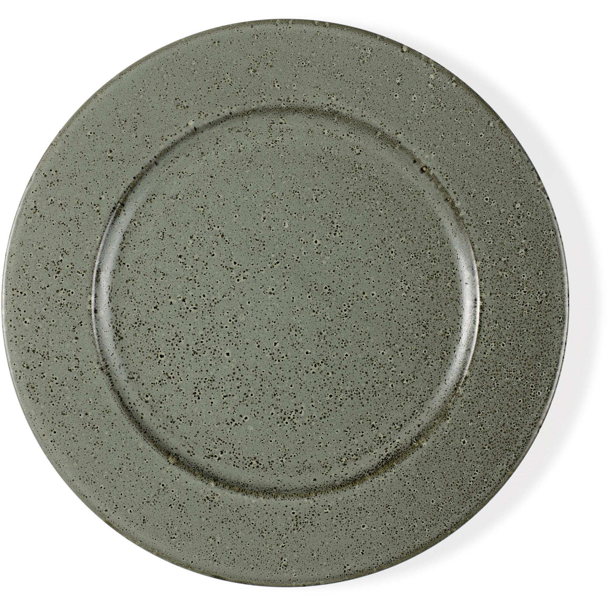 Bitz Tallrik 27 cm grön