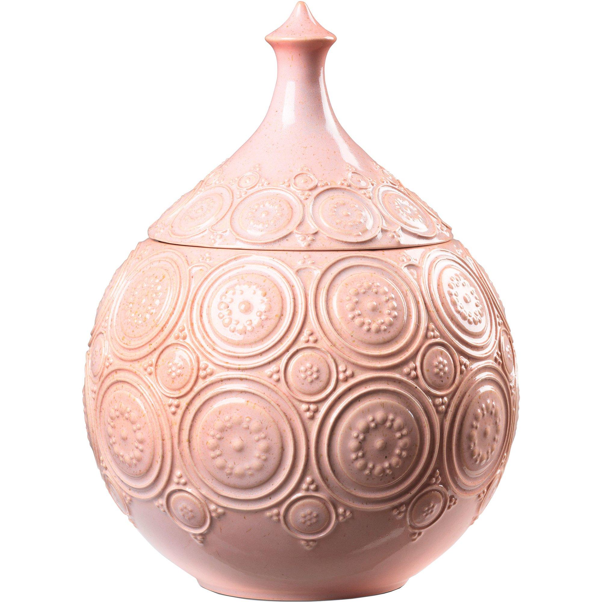Bjørn Wiinblad Symphony Magic Bonbonniere ljus rosa 215 cm