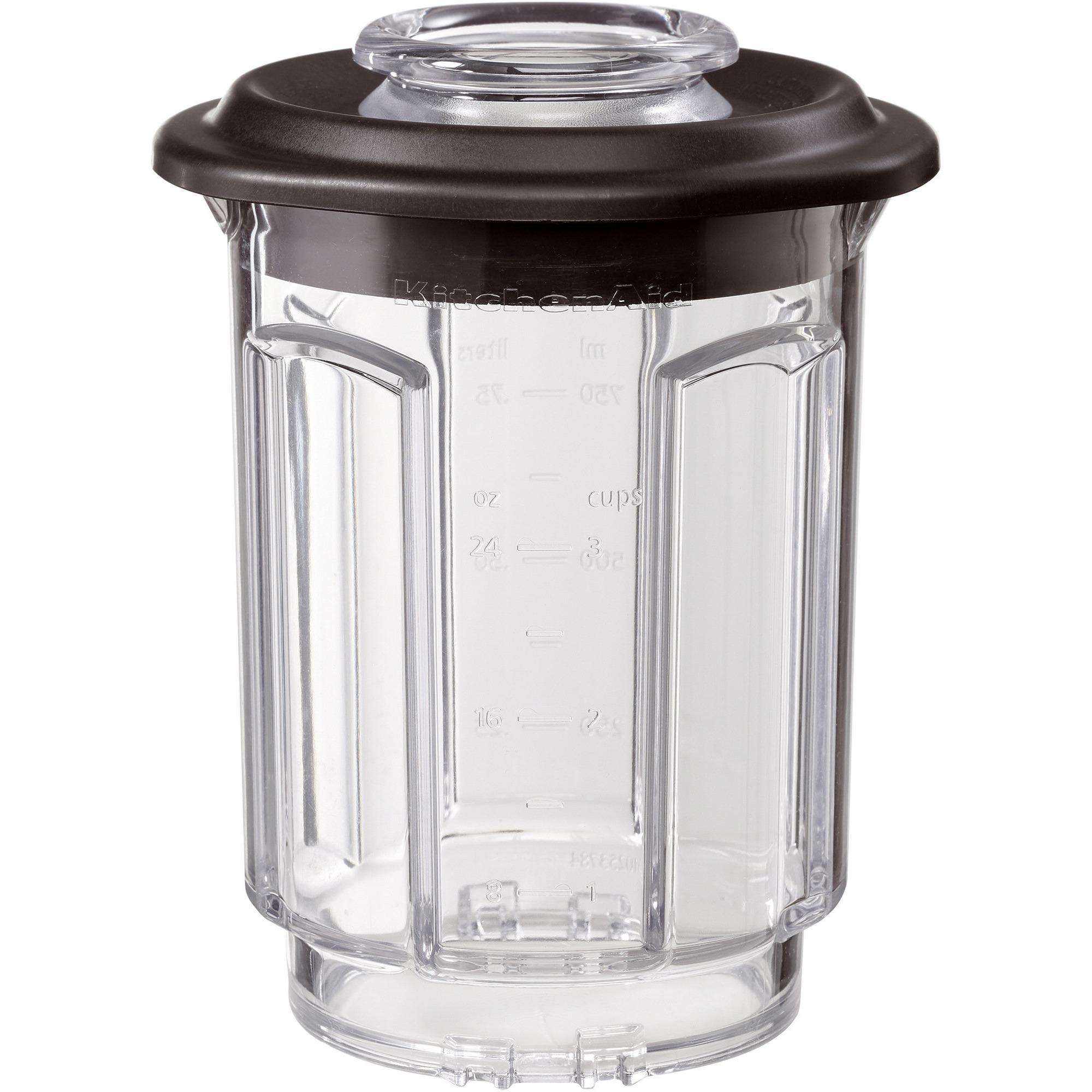 KitchenAid Blendkolbe uten håndtak, klar 0,75L