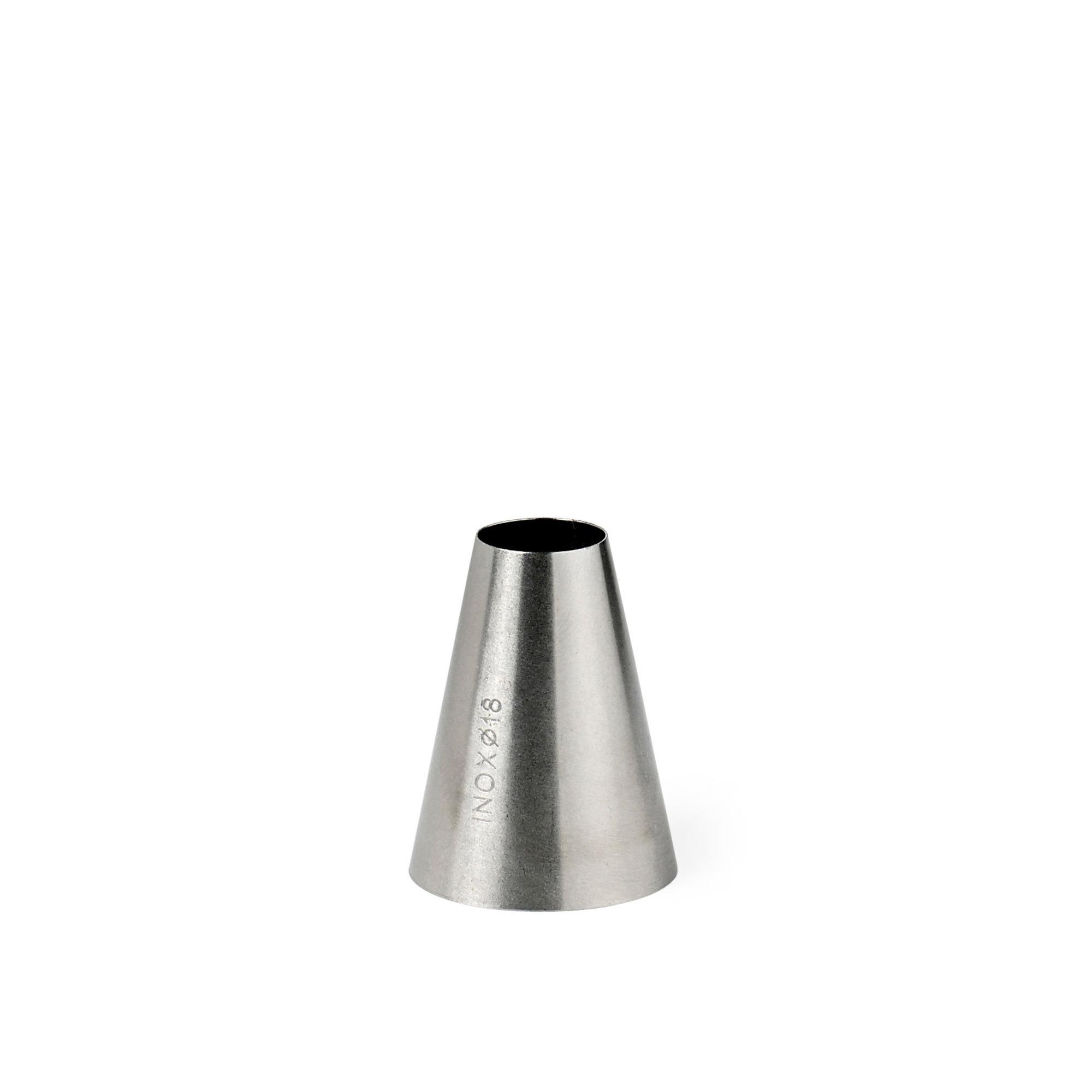 Blomsterbergs Slät tyll 18 mm stål