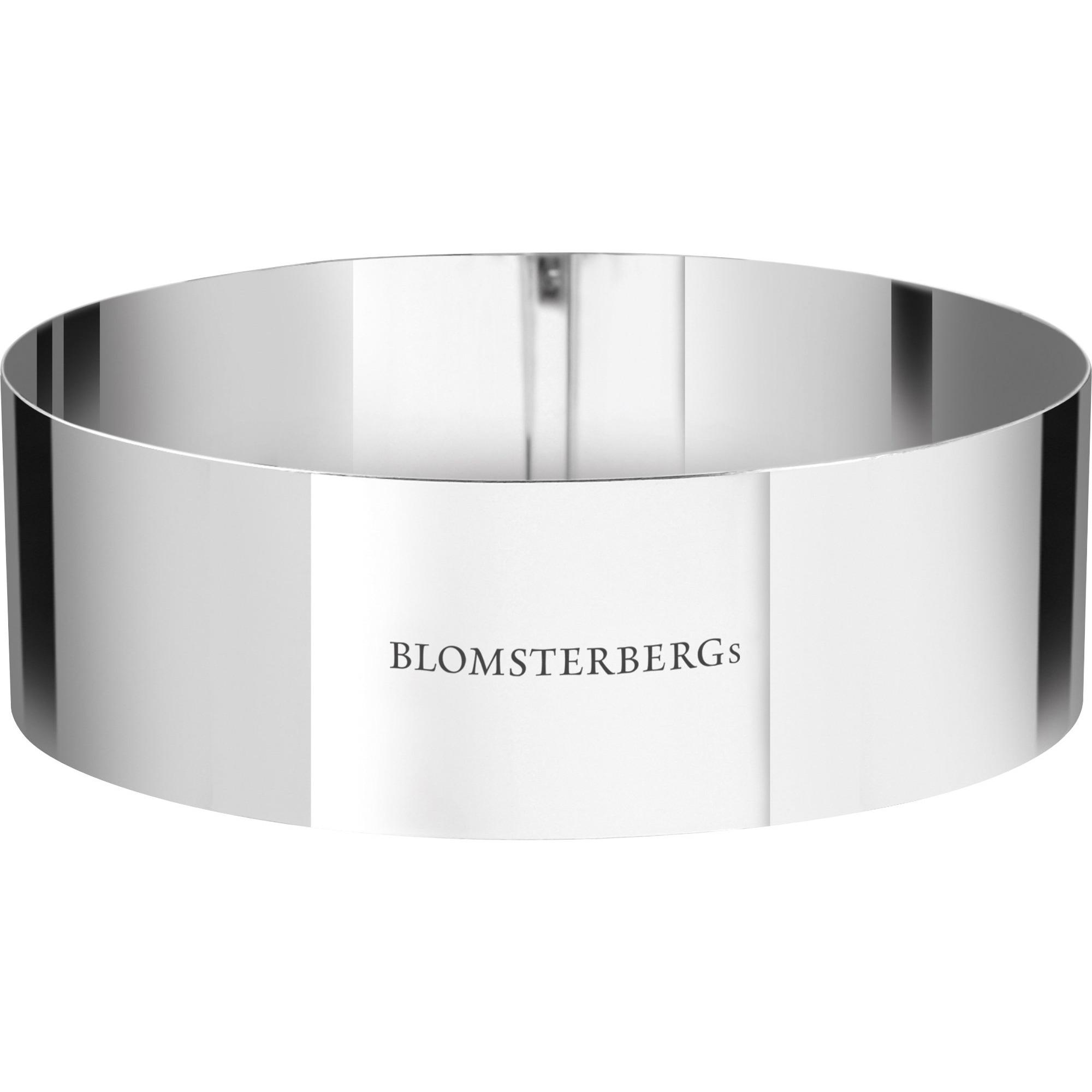 Blomsterbergs Tårtring 16 cm Rostfri