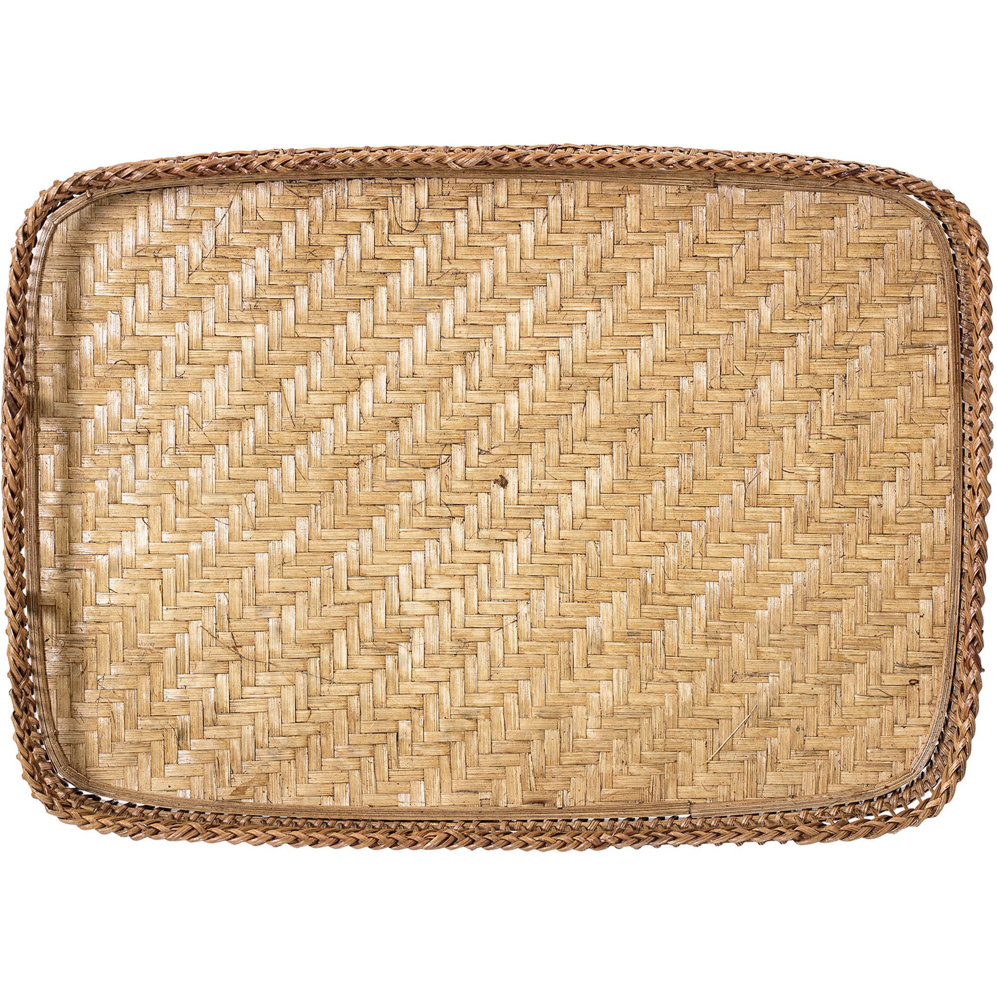 Bambu bricka från Bloomingville » Elegant bricka 9532b4f981bee