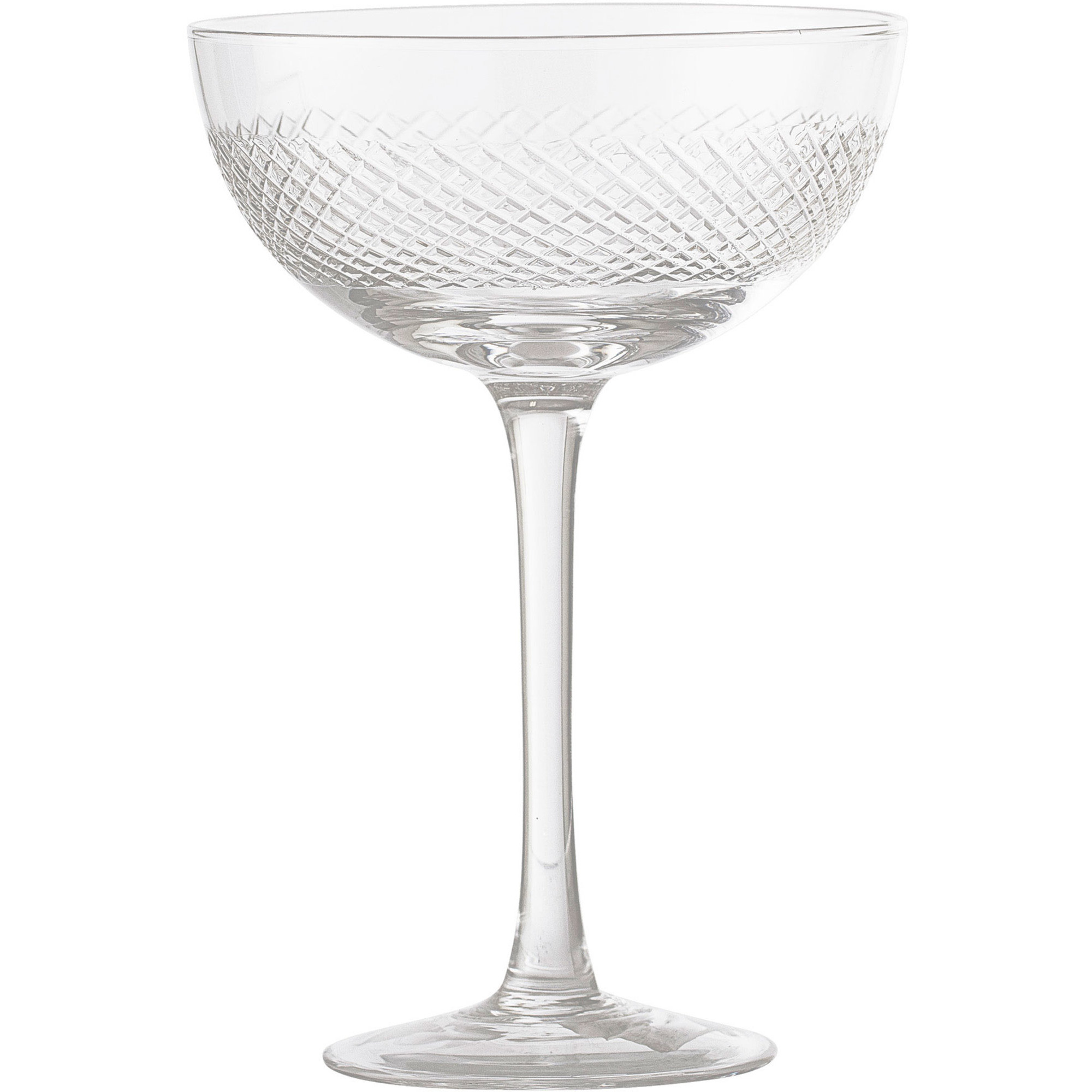 Bloomingville Champagneglas klar