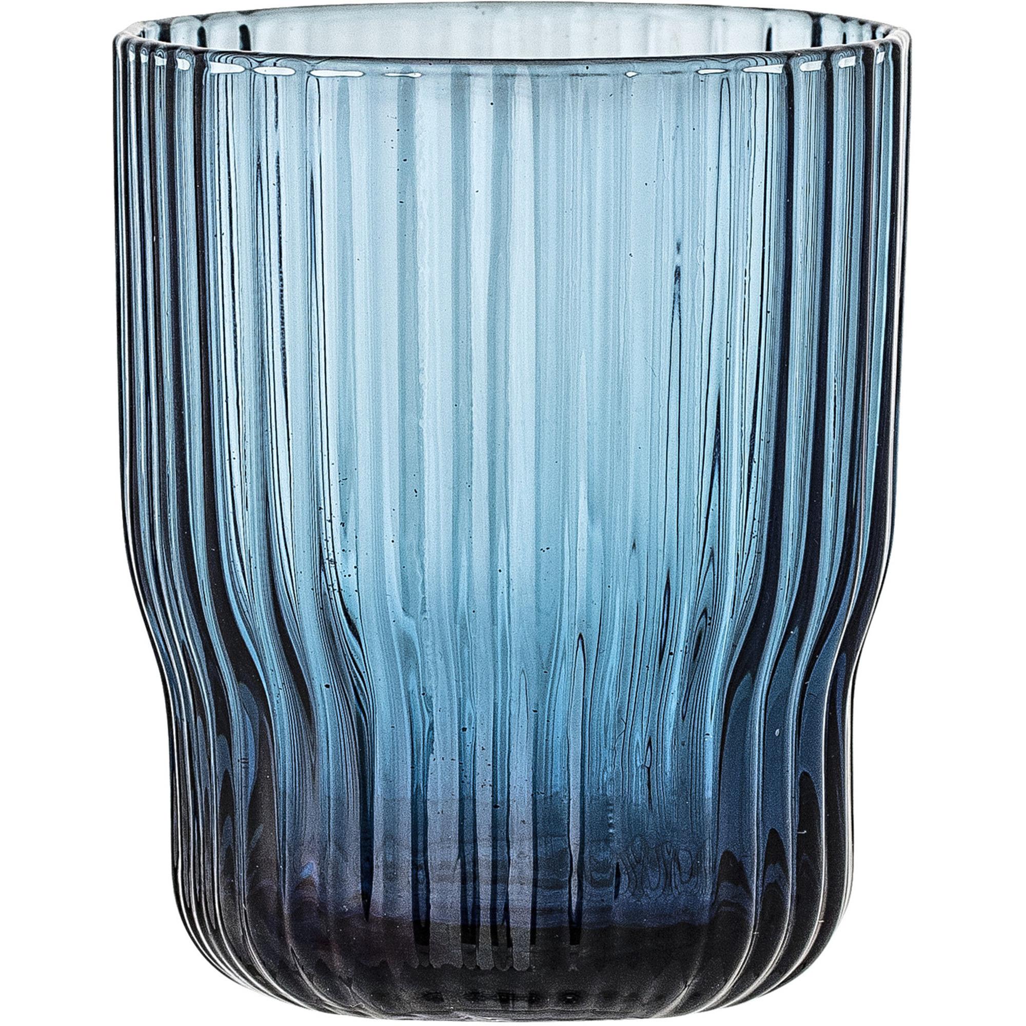 Bloomingville Dricksglas, blå