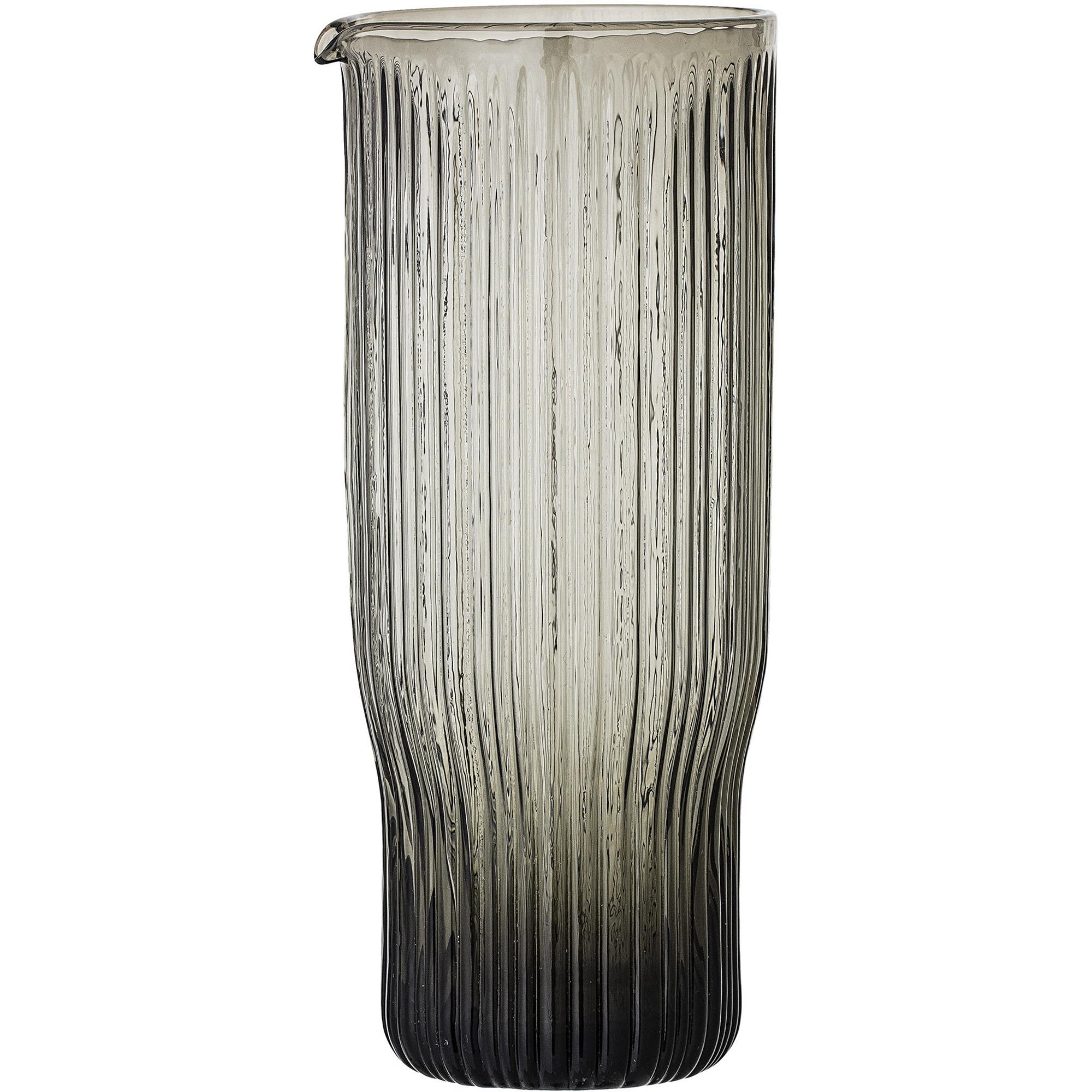 Bloomingville Glass Karaffel Grå