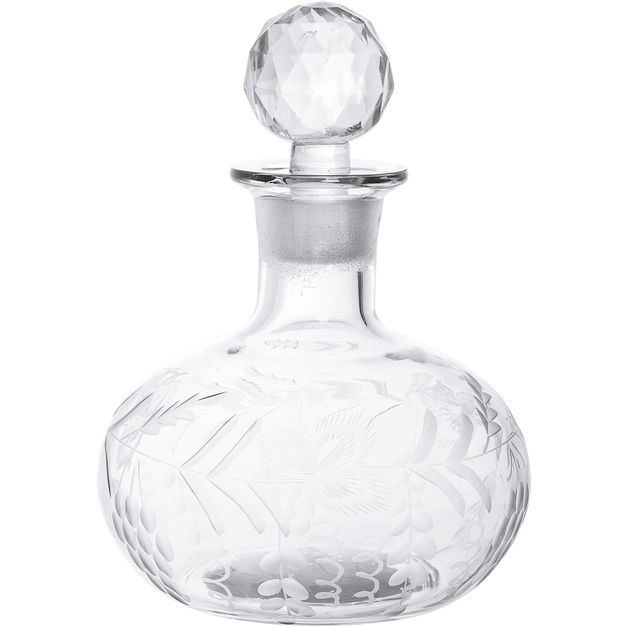 Bloomingville Glass KaraffelØ15 x H22 cm.
