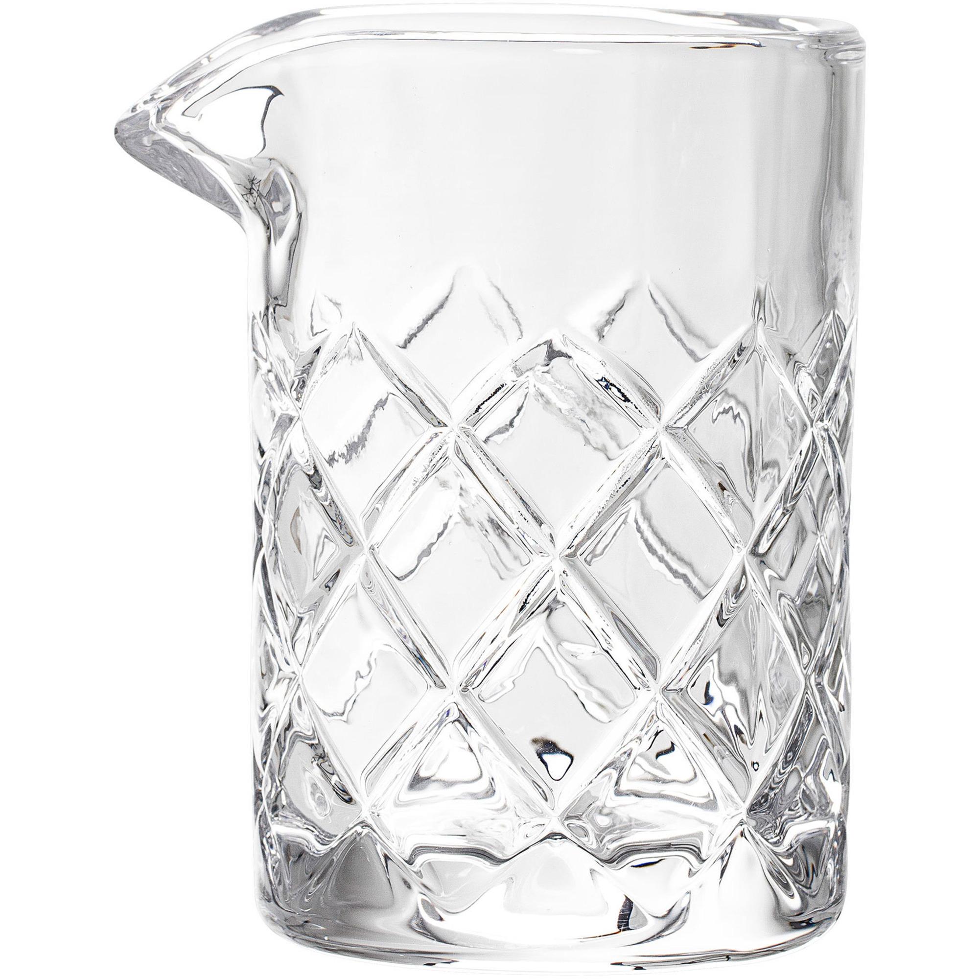 Bloomingville Mjölkkanna i glas