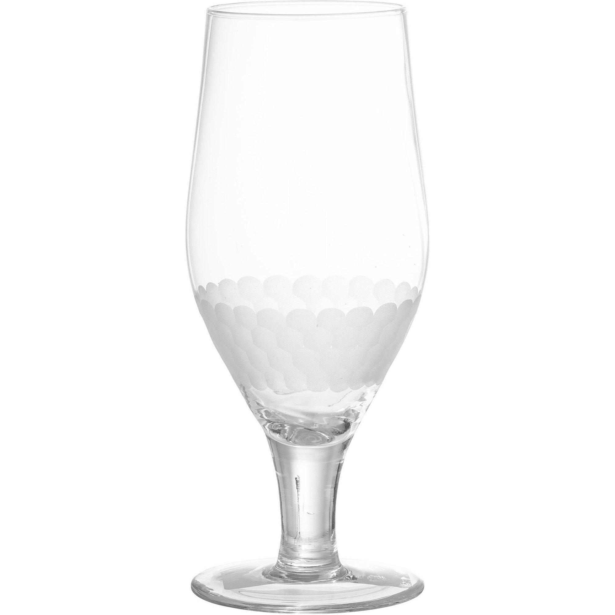 Bloomingville Ölglas