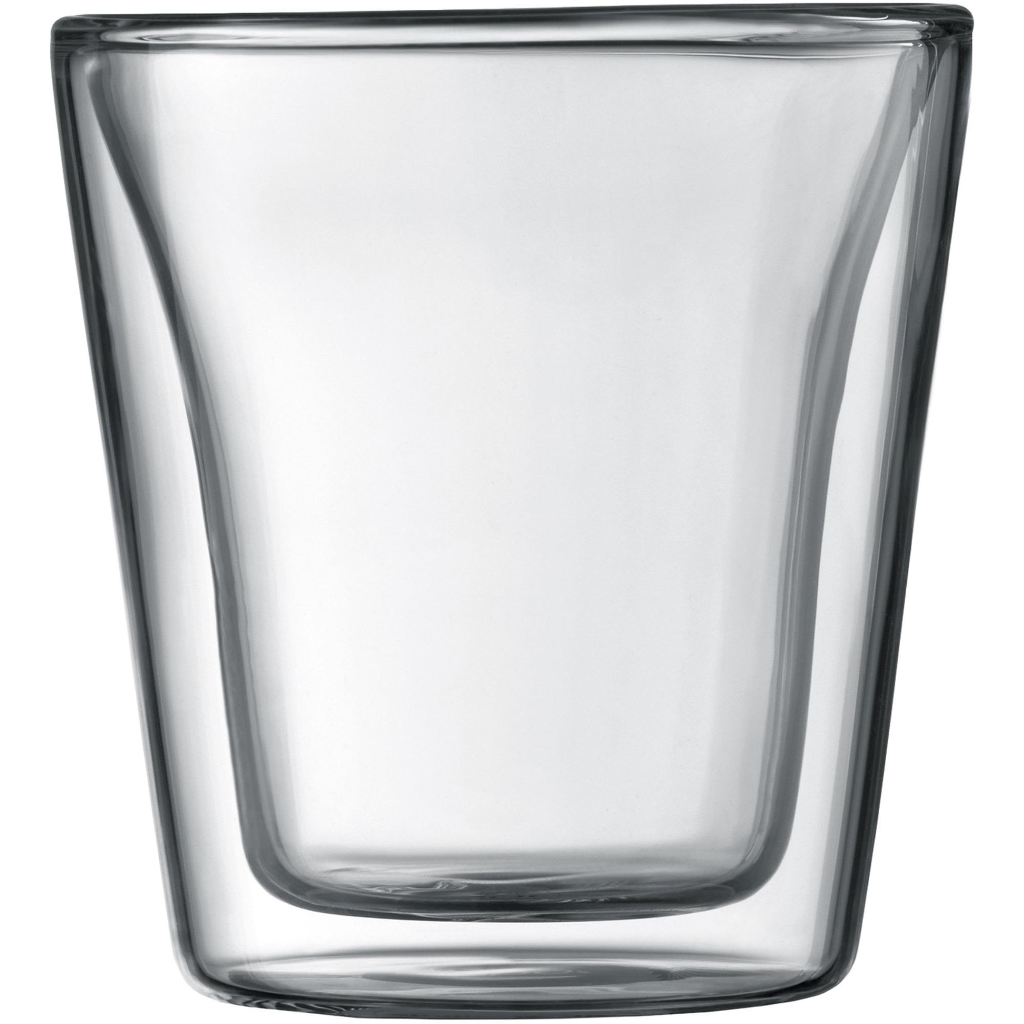 Bodum CANTEEN Dubbelväggat glas 2 st.