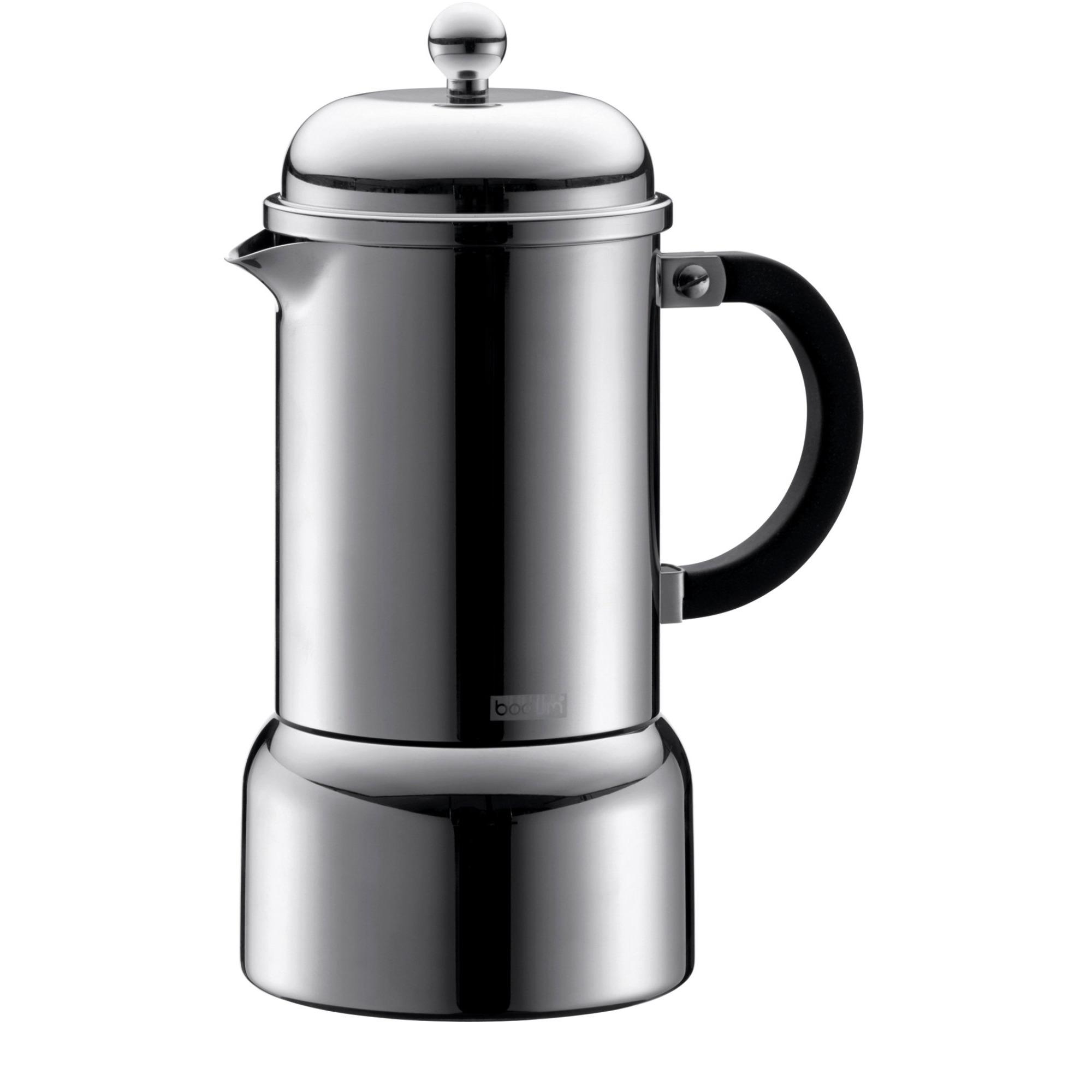 Bodum CHAMBORD Espressobryggare 6 koppar 0.35 liter