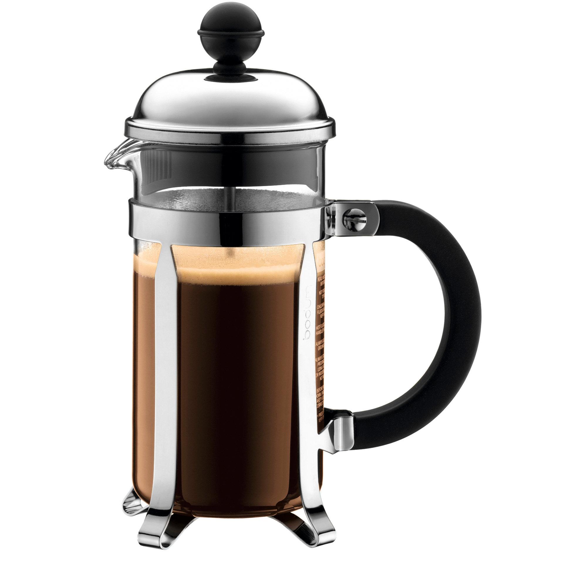 CHAMBORD Kaffebrygger, 3 kopper/0,35 l - Krom fra Bodum