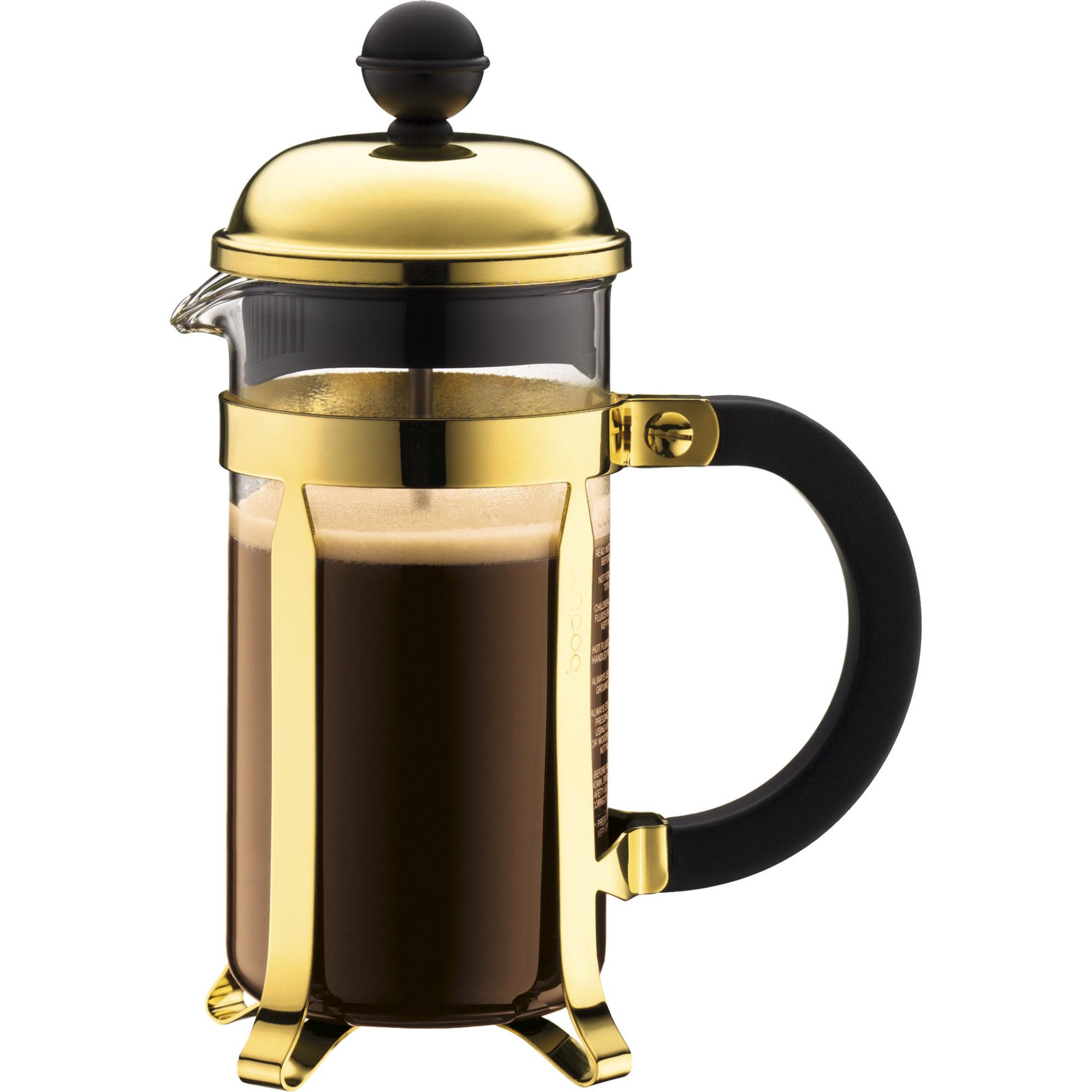 Bodum Chambord Guld kaffepress 3 Koppar 035 l m. fot