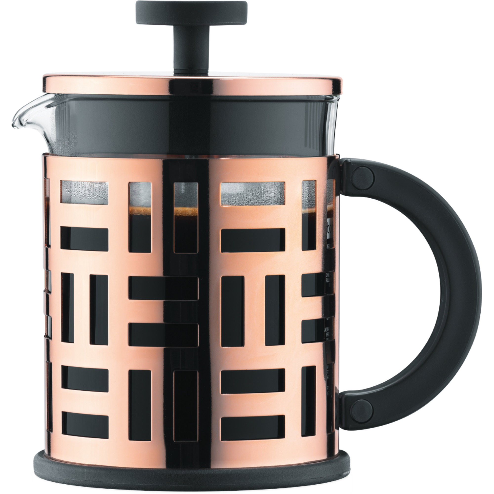 Bodum Eileen Koppar kaffepress 4 Koppar 05 l
