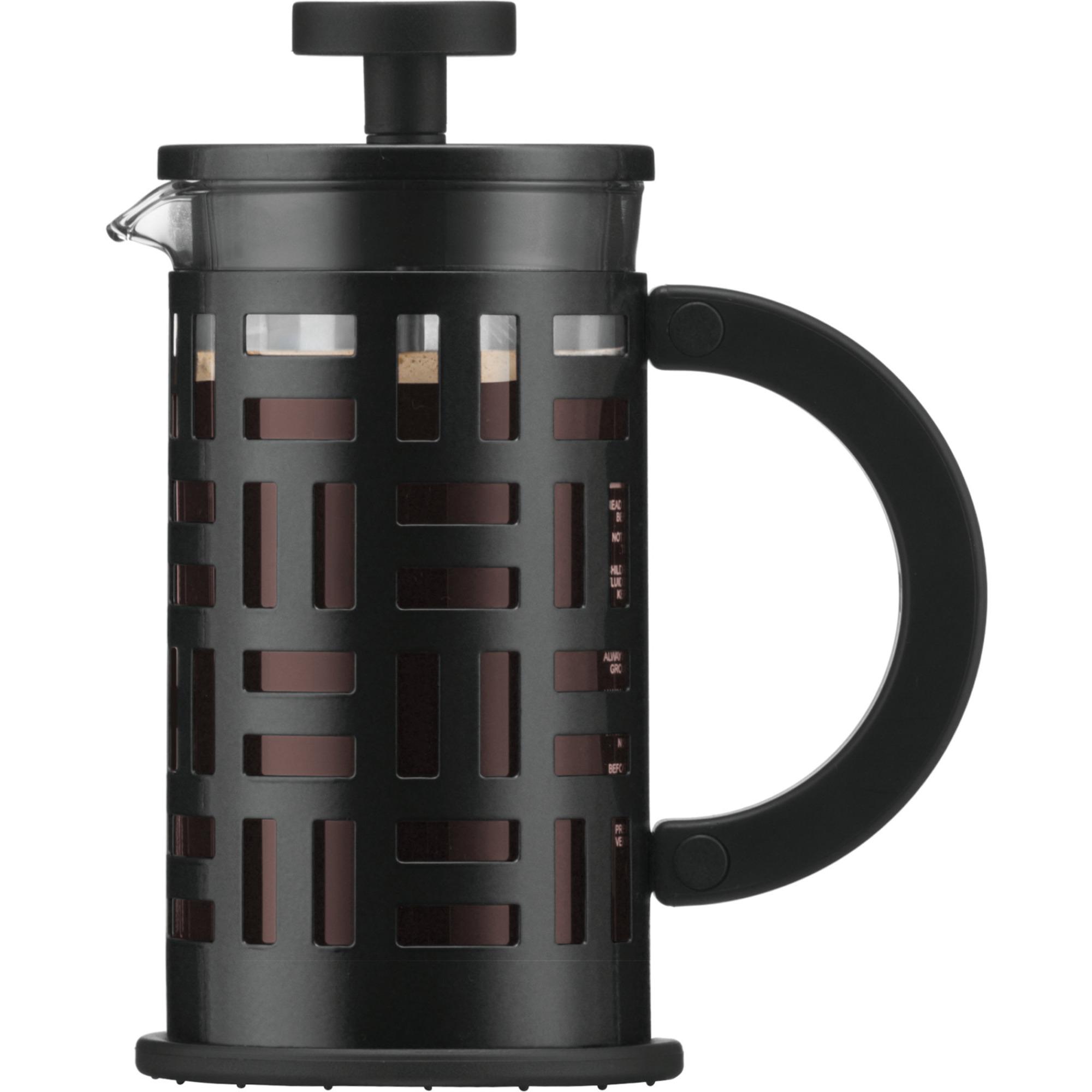 Bodum Eileen Svart kaffepress 3 Koppar 035 l
