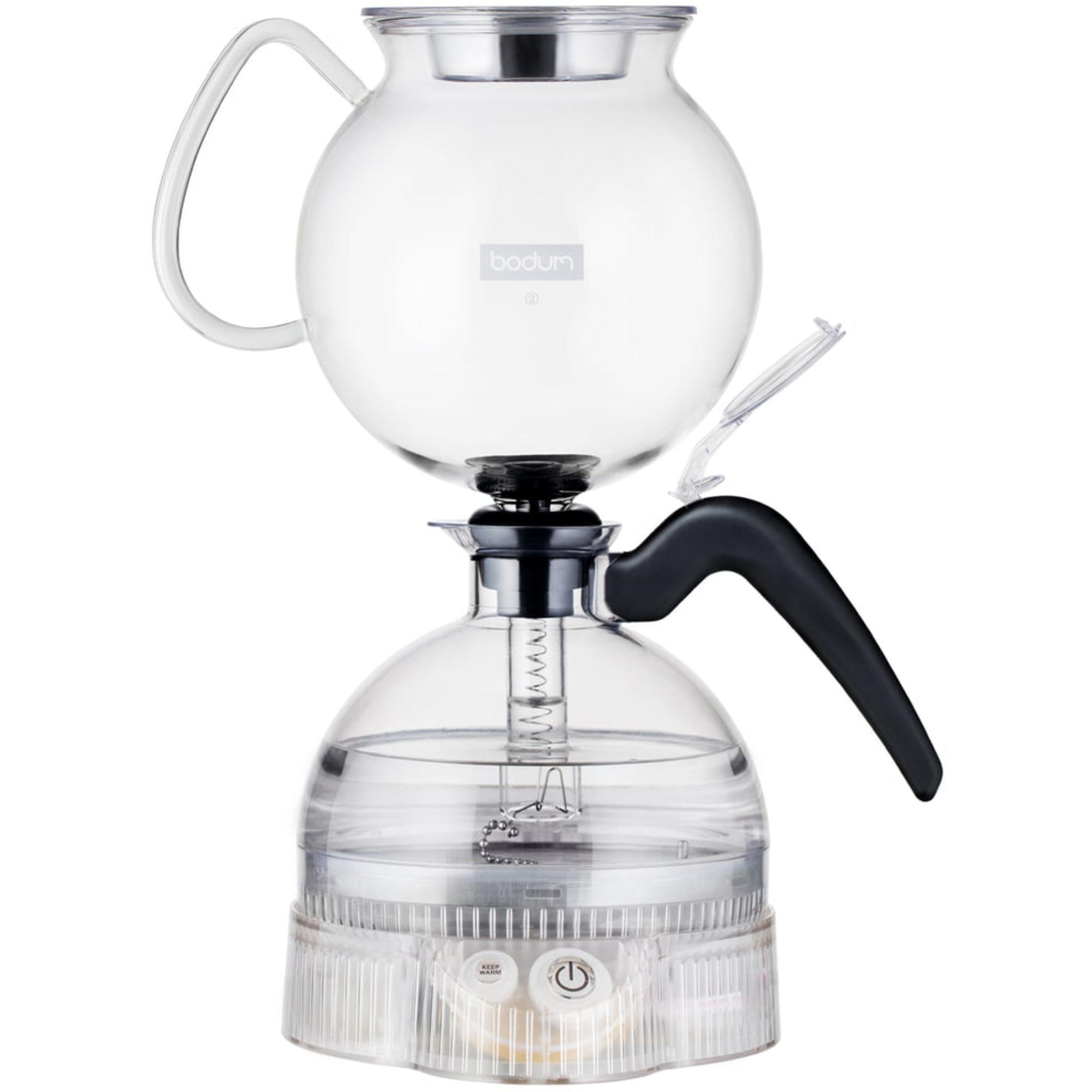 Bodum Epebo Elektrisk Vakuum Kaffebryggare 8 Koppar 10 l