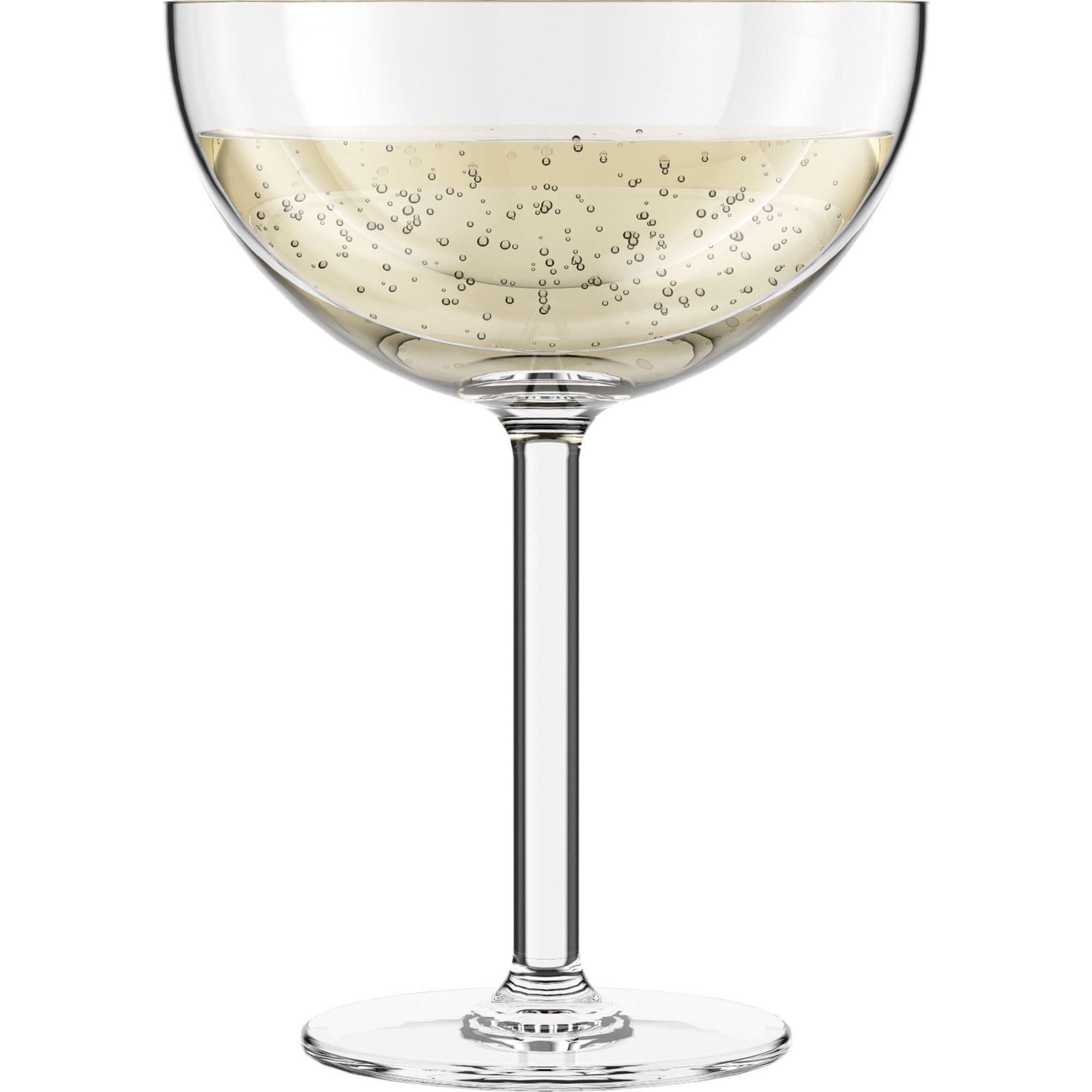 Bodum Oktett Champagneglas 4 st.