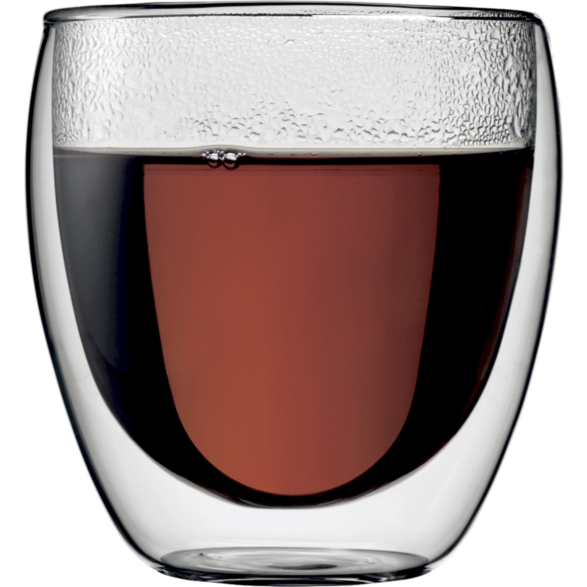 Bodum Pavina Dubbelväggigt Glas Small 2 pack