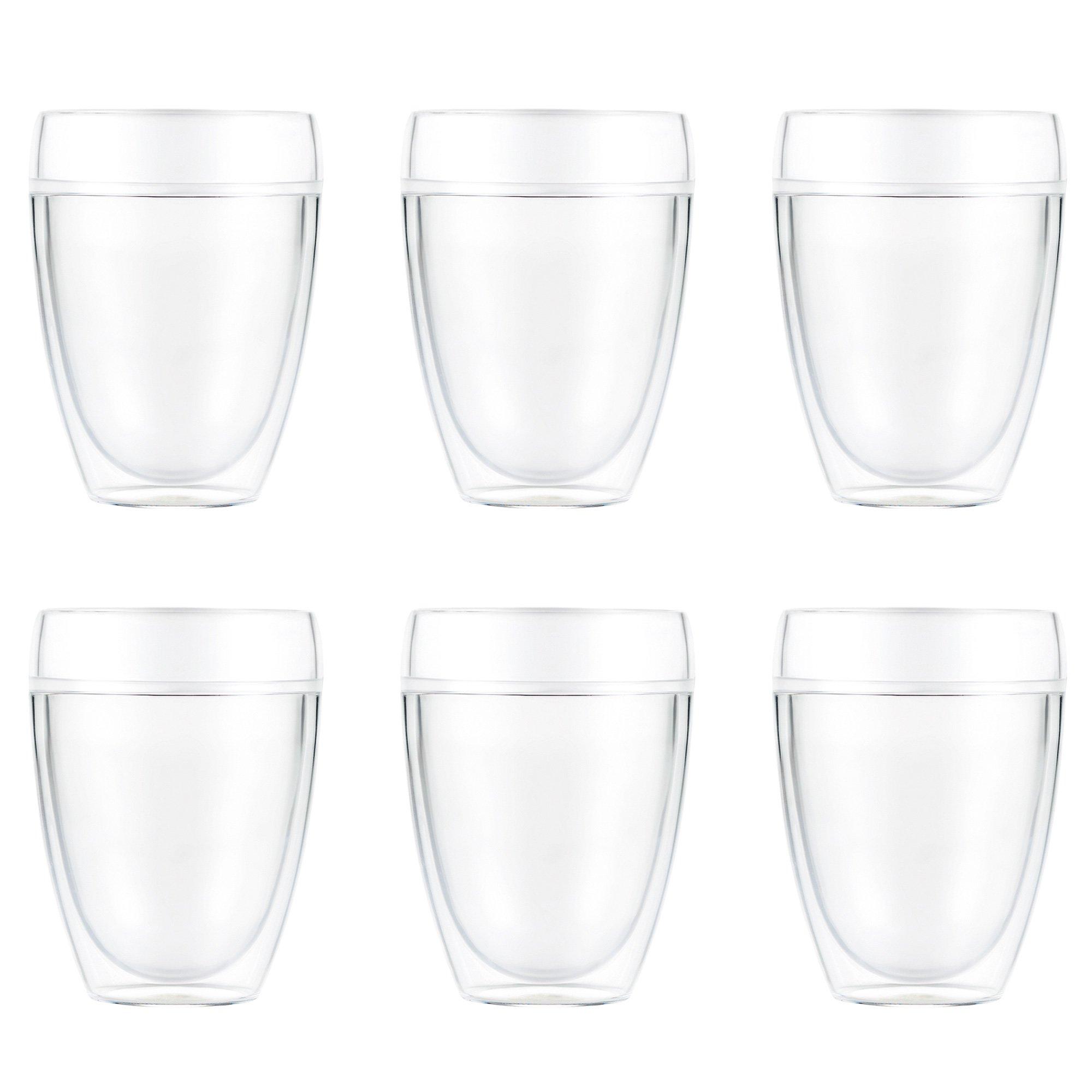 Bodum Pavina Outdoor Glas 6 st. 35 cl
