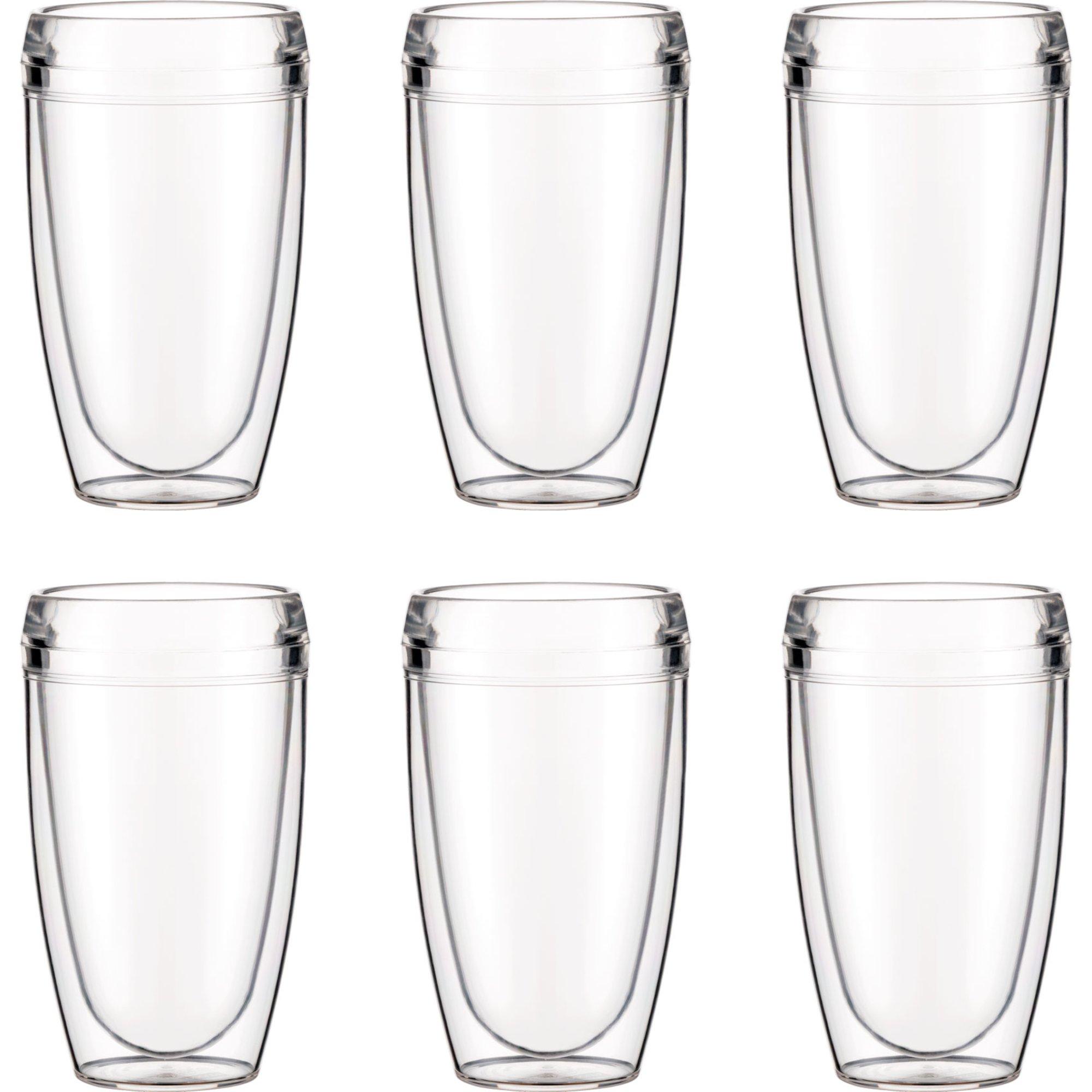 Bodum Pavina Outdoor Glas 6 st. 45 cl