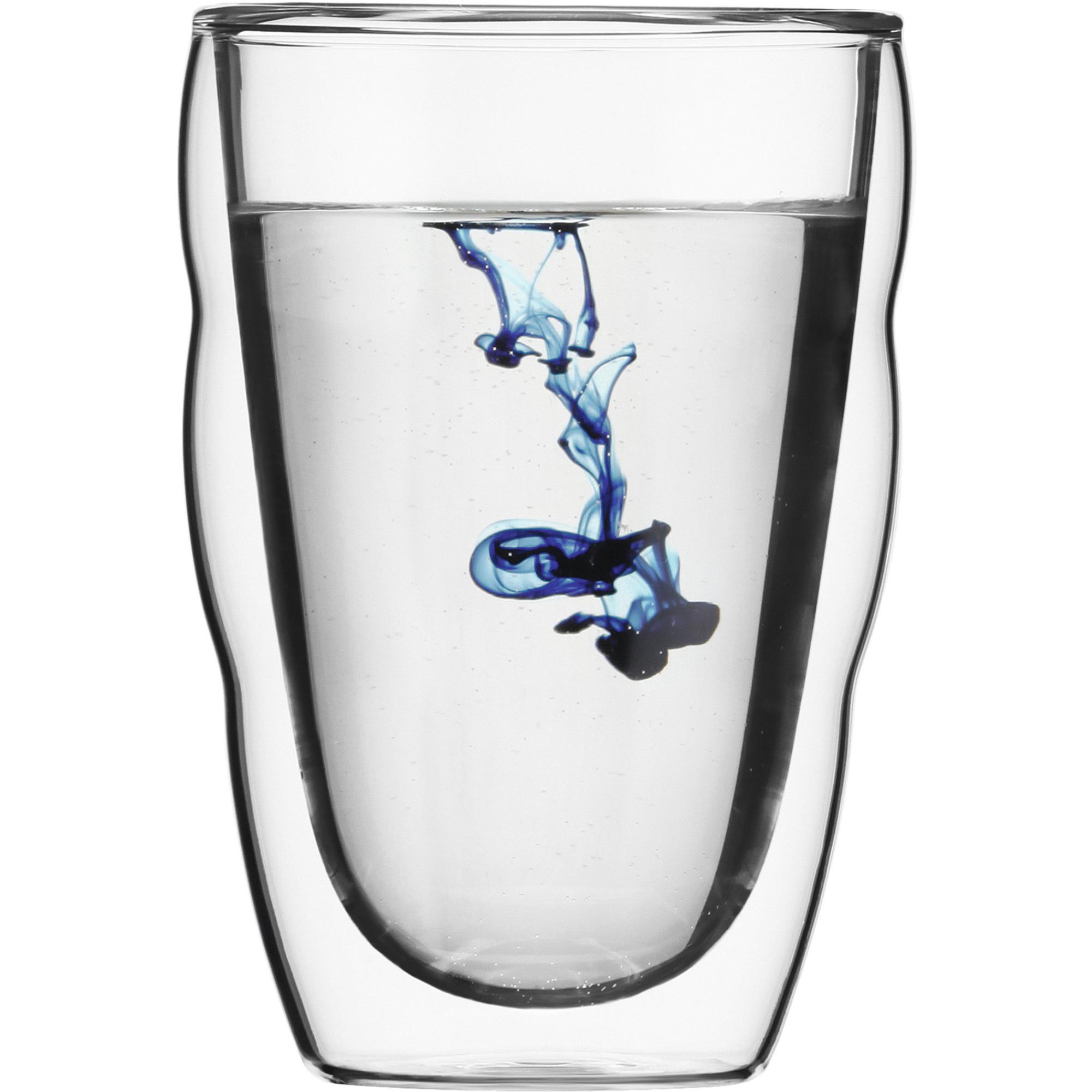 Bodum PILATUS Dubbelväggat glas 2 st. – 035 l