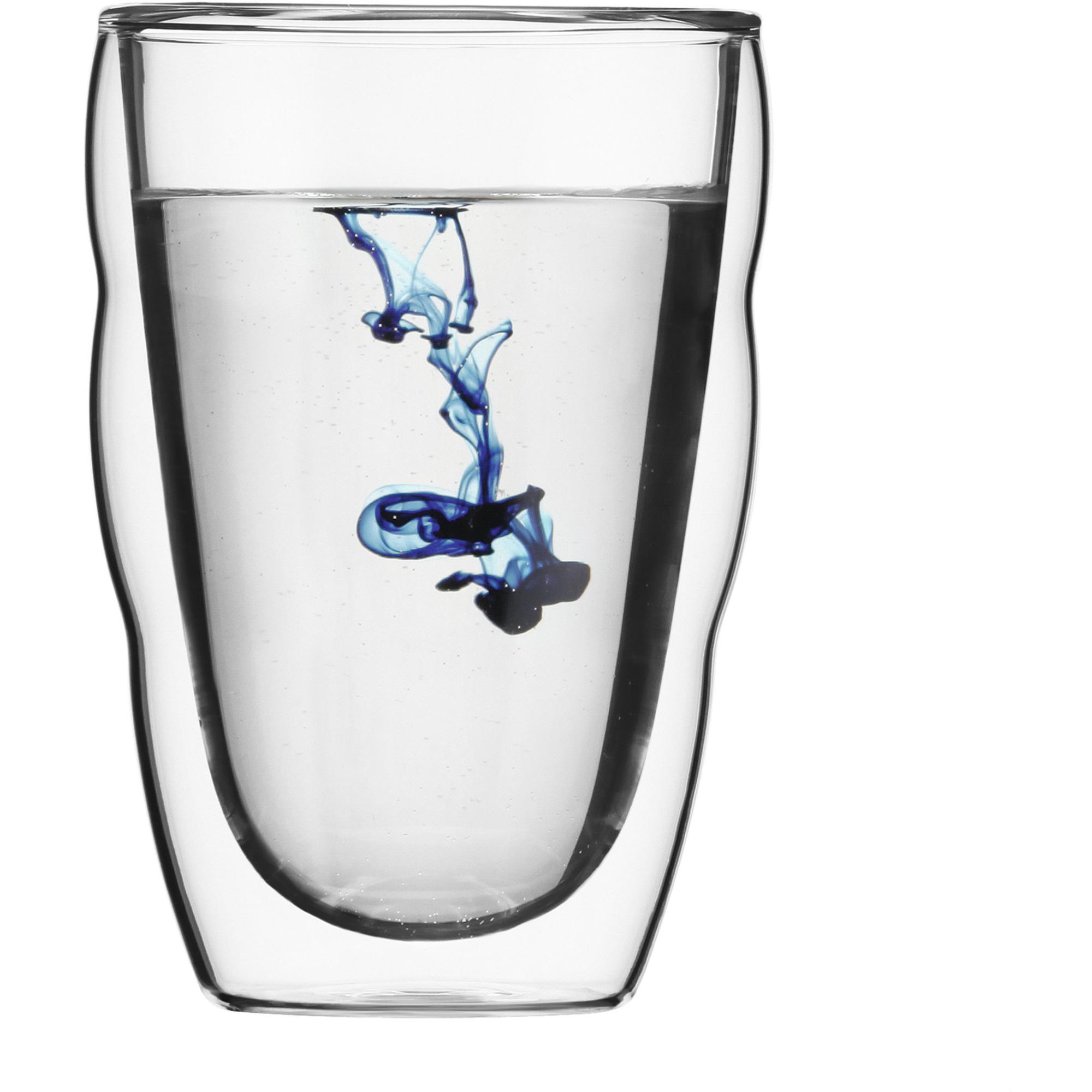 Bodum PILATUS Dubbelväggat glas 6 st. – 035 l