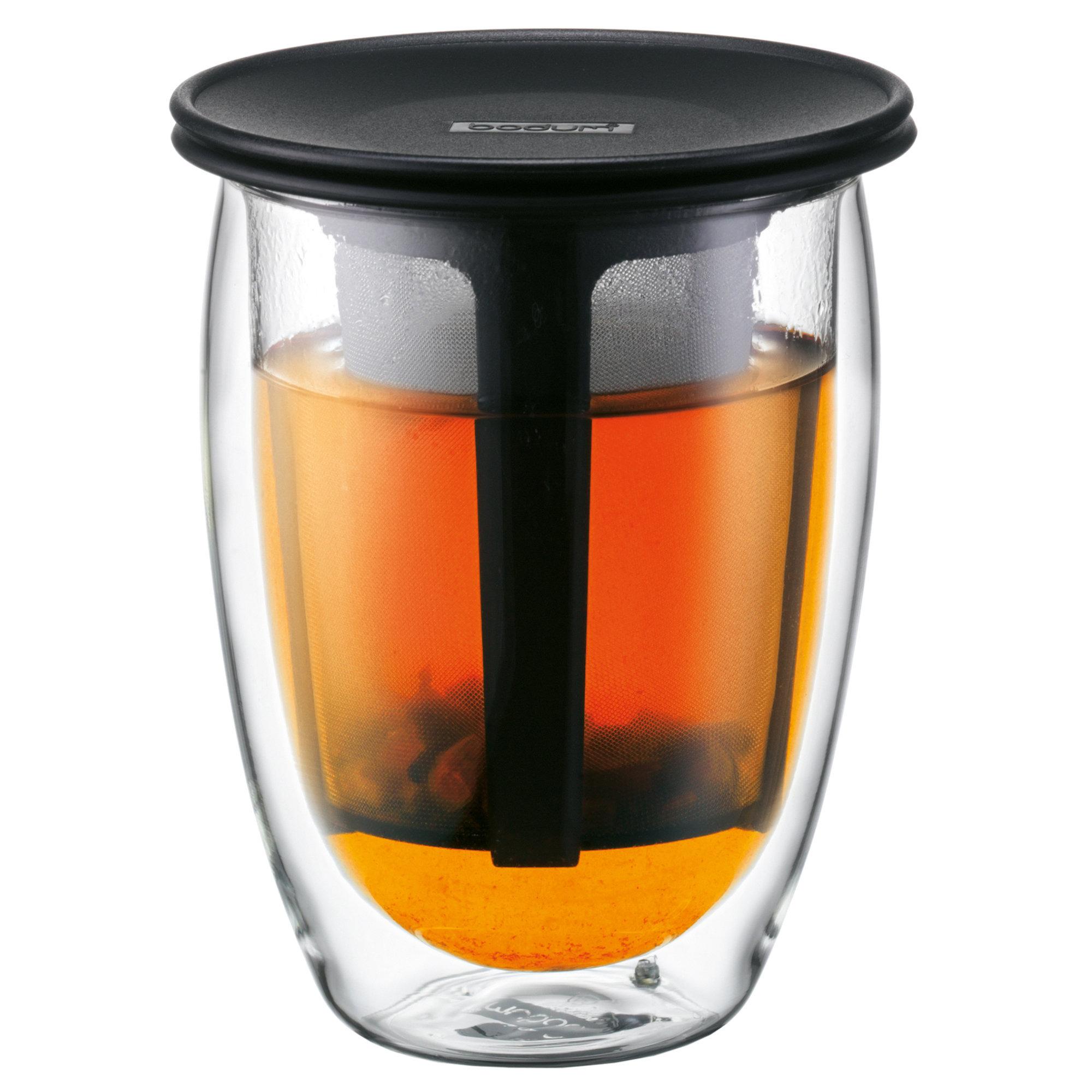 Bodum Tea for One glas med filter