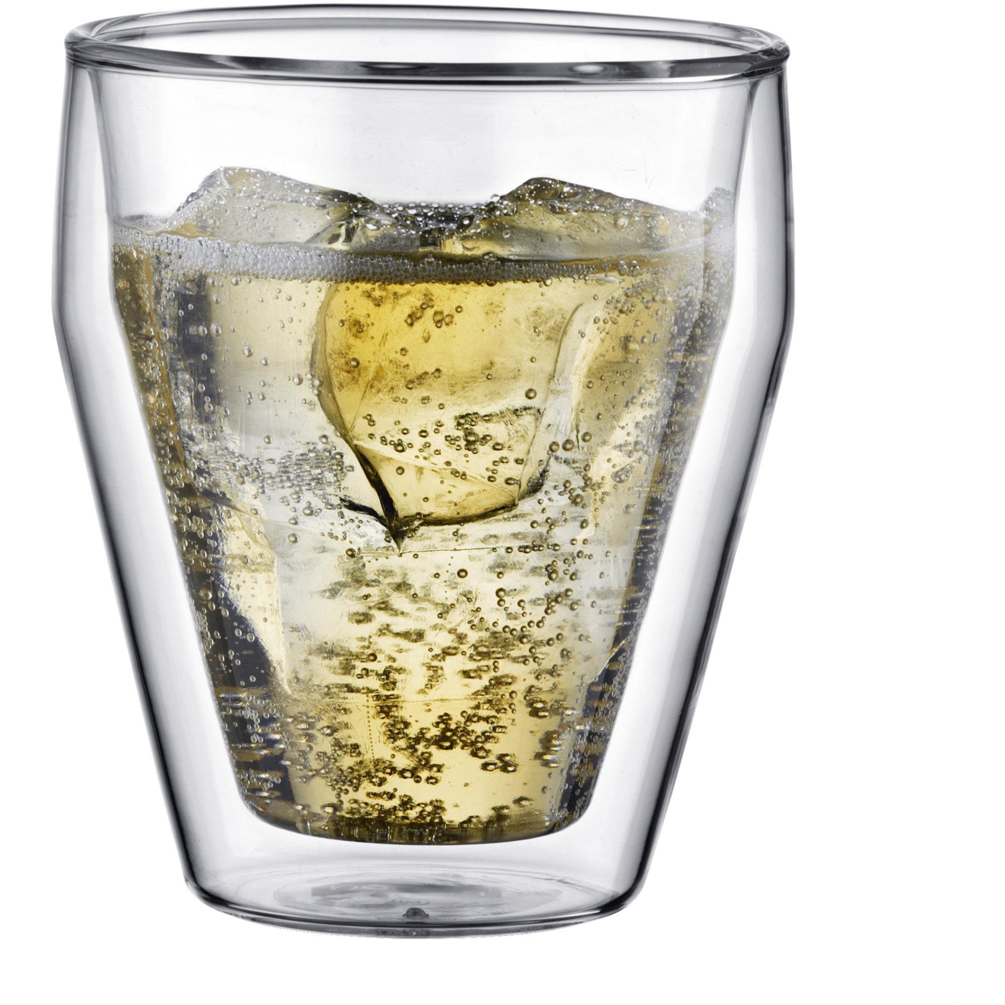 Bodum TITLIS Dubbelväggat glas 2 st.