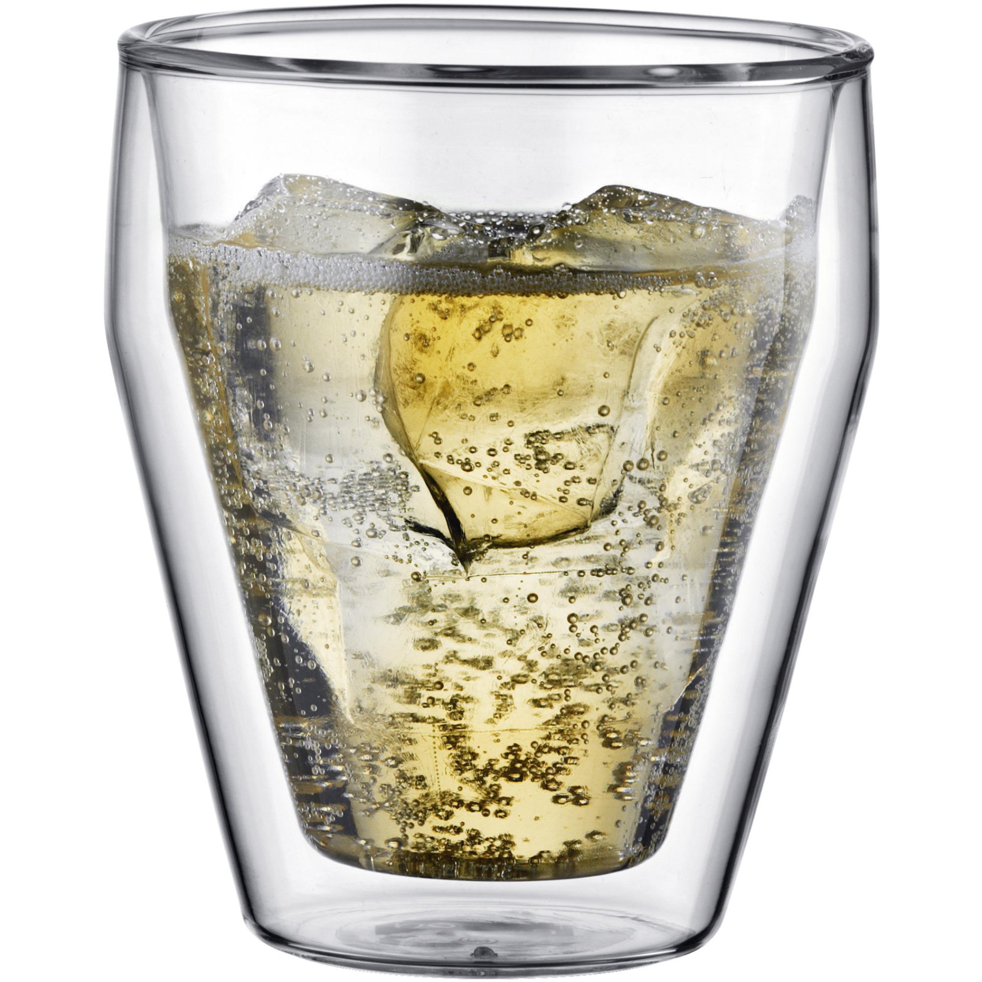 Bodum TITLIS Dubbelväggat glas 6 st.