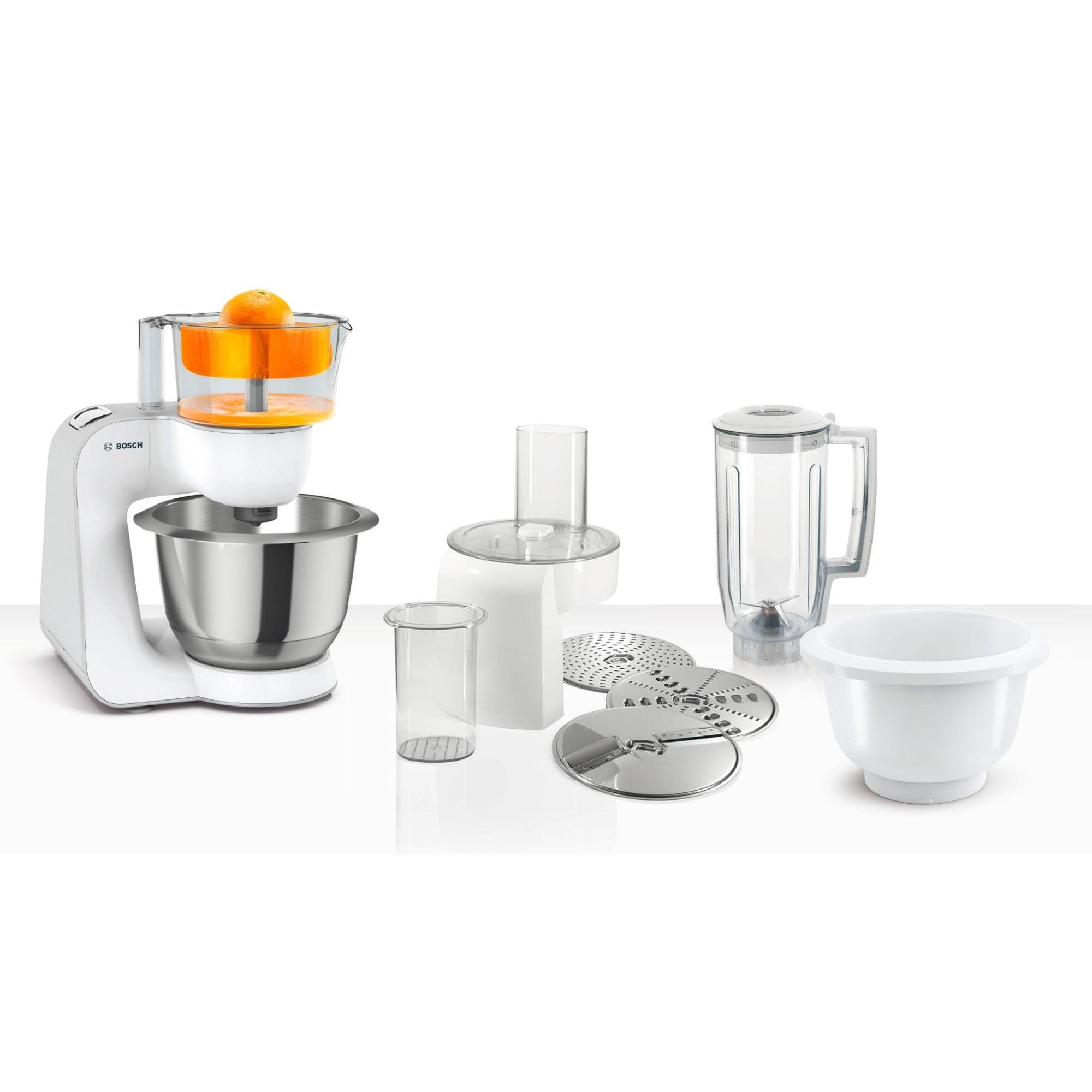 MUM58243 Køkkenmaskine fra Bosch » Med kraftfuld 1000 watts motor