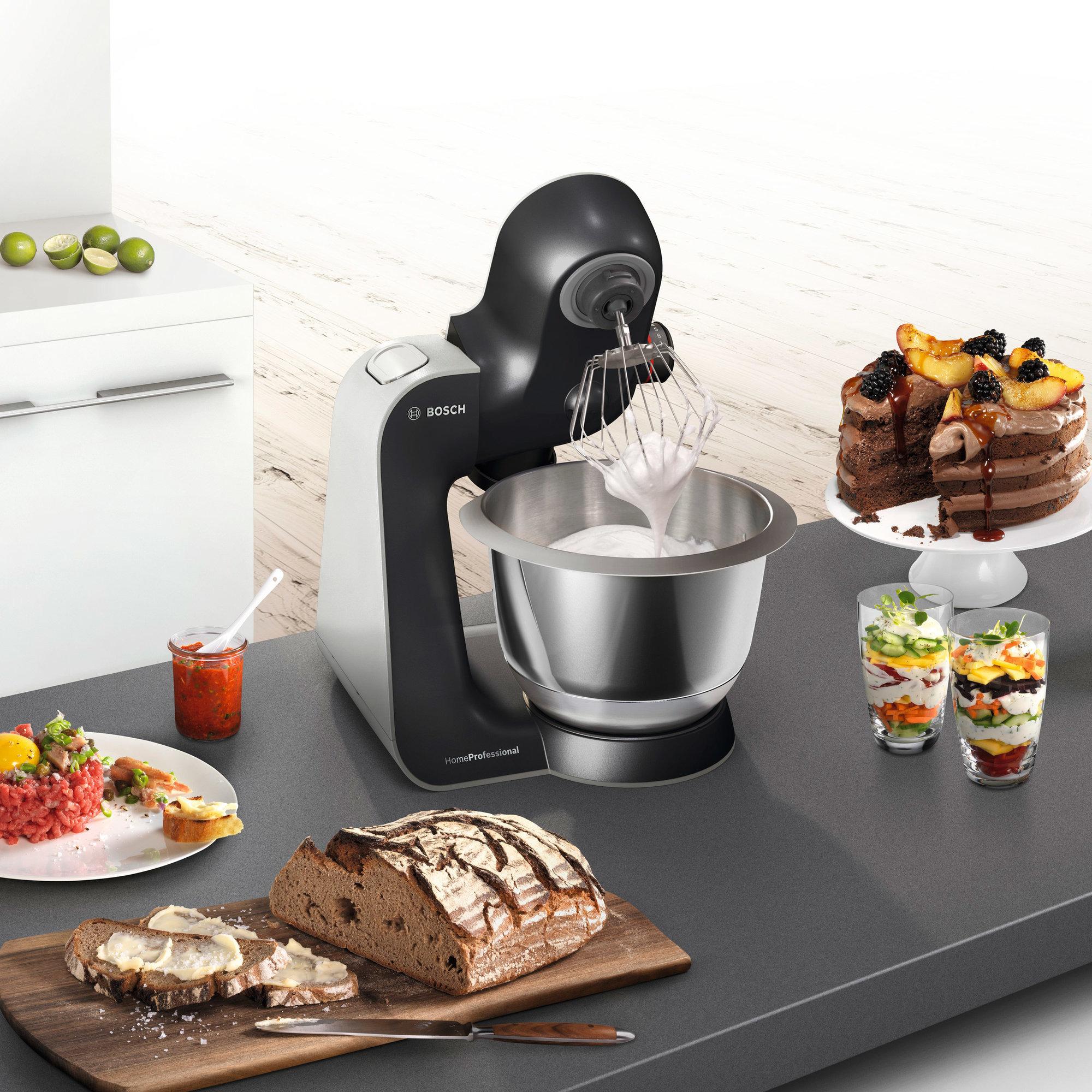 MUM59M55 køkkenmaskine fra Bosch » Multifunktionel køkkenmaskine