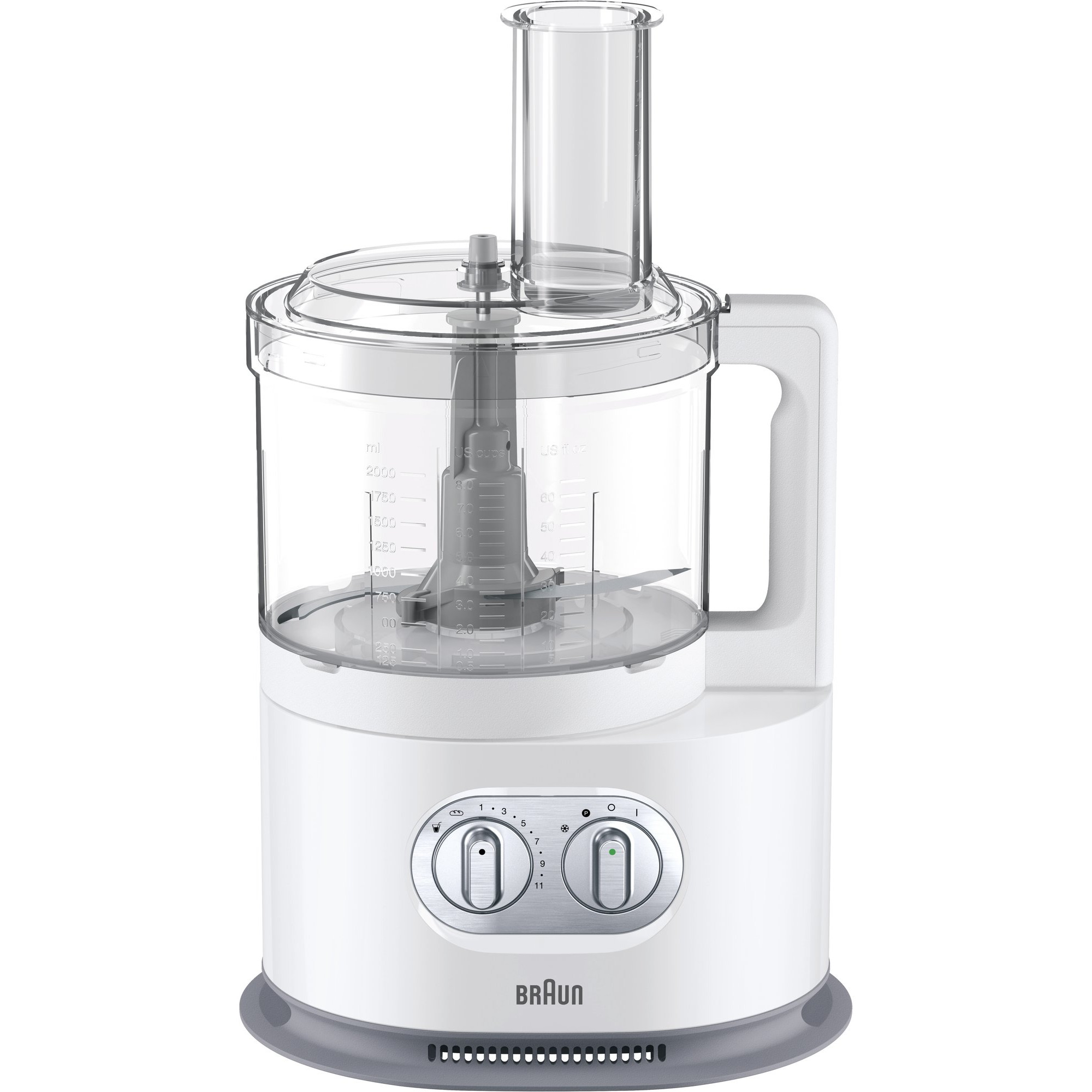 Braun FP5150 IdentityCollection Foodprocessor