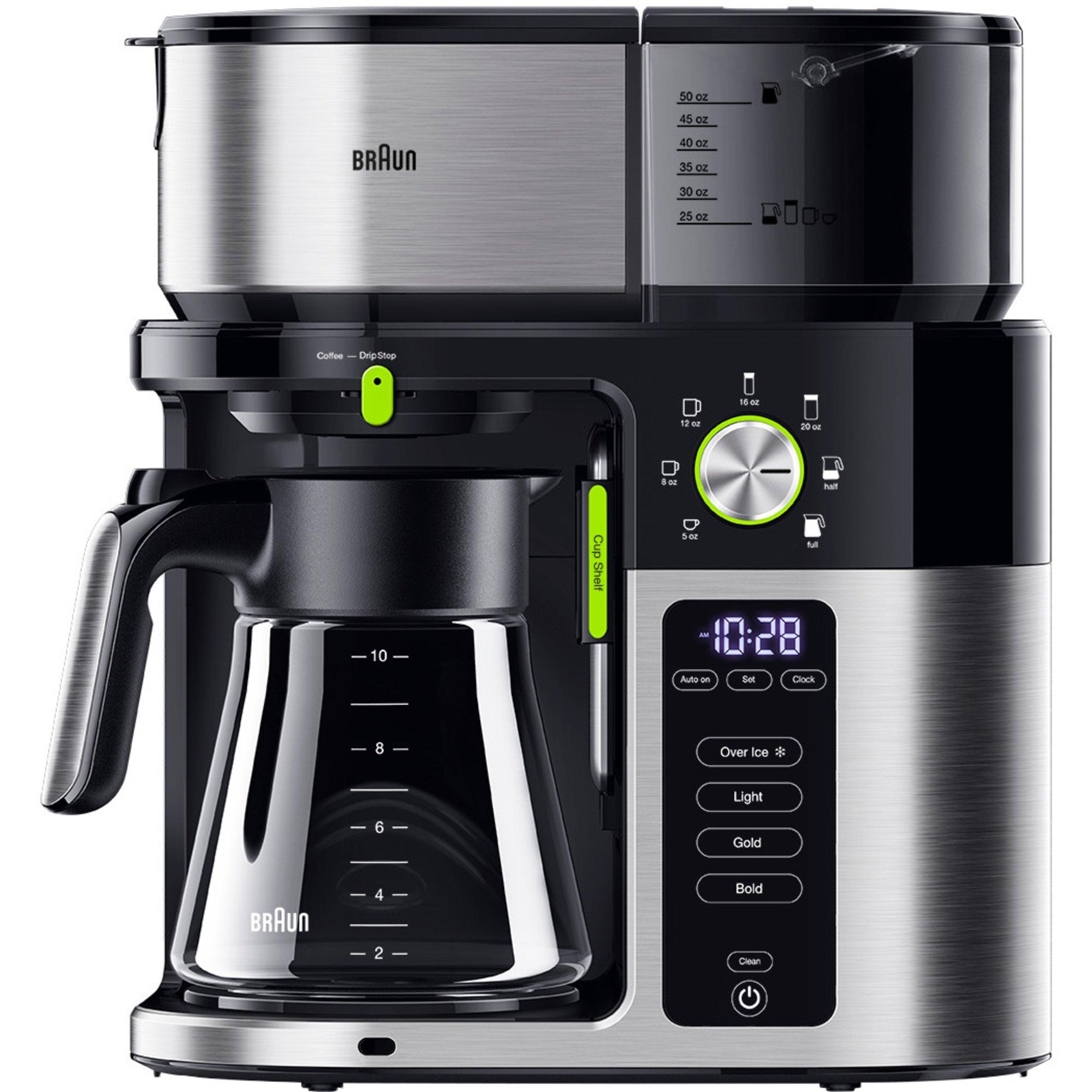 Bild av Braun KF9050BK MultiServe kaffemaskin