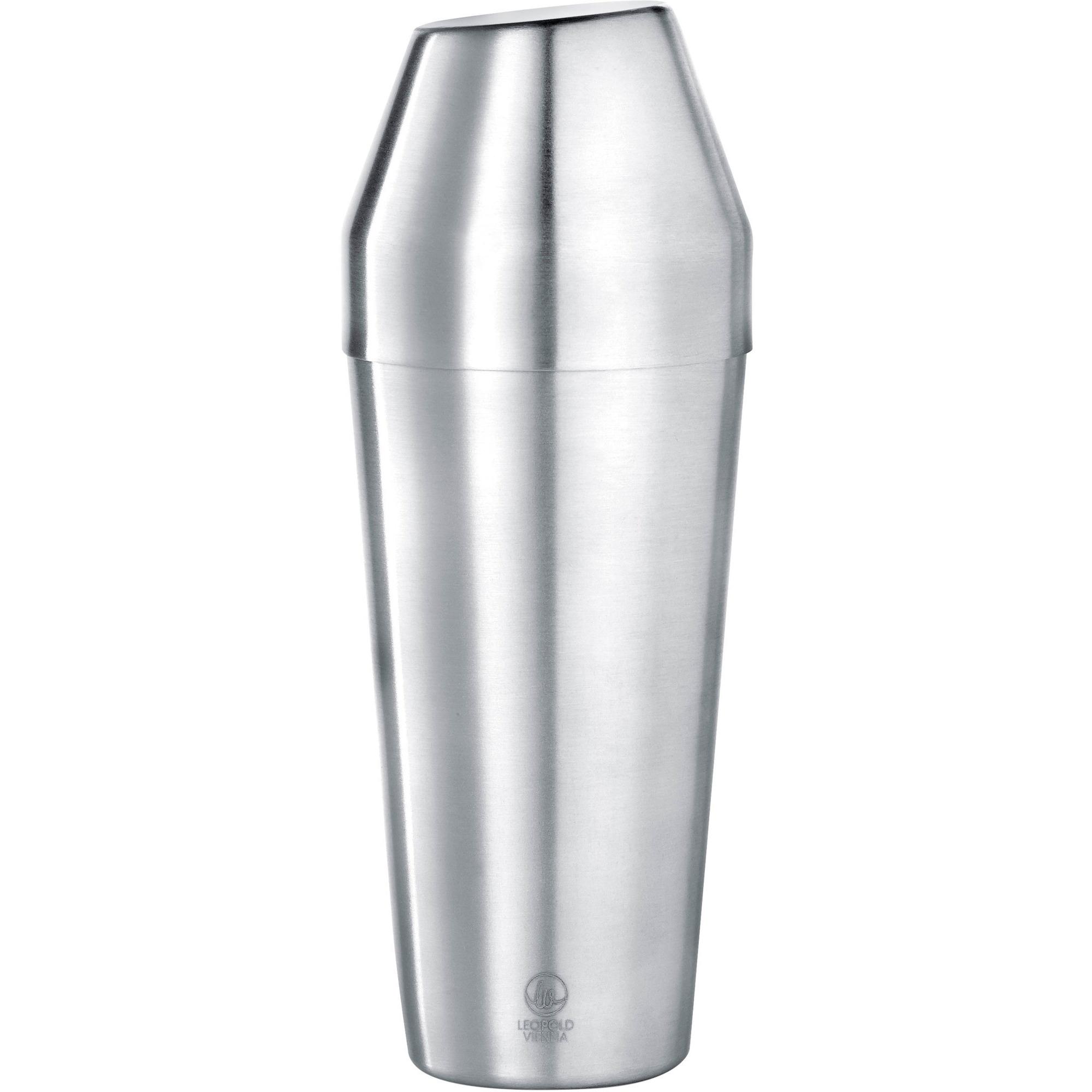 Bredemeijer Shaker 05 liter H20 cm.