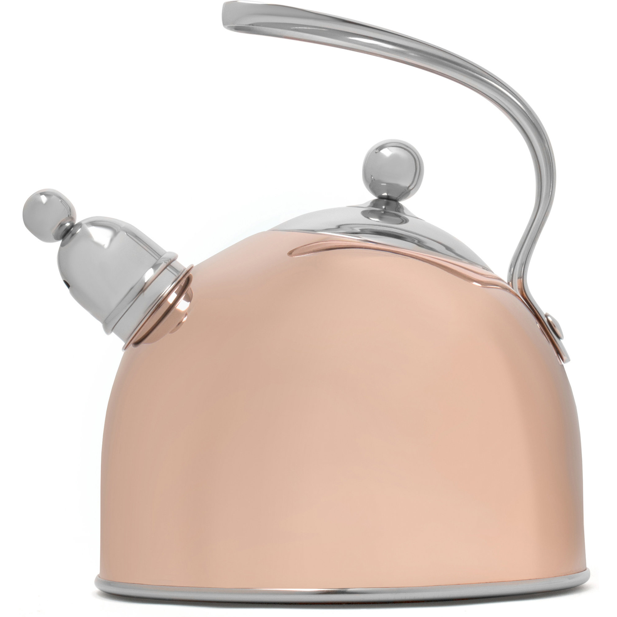 Bredemeijer Pipkittel 25 liter koppar