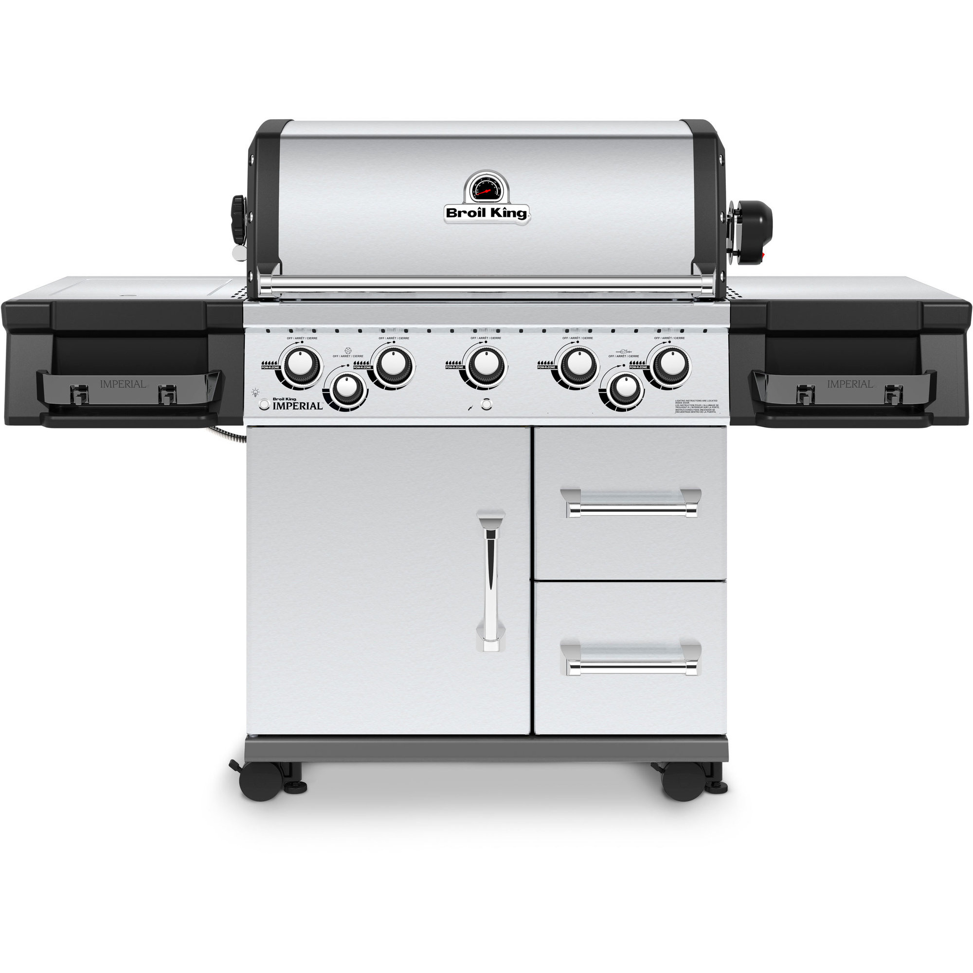 Broil King Imperial 590 Gasolgrill