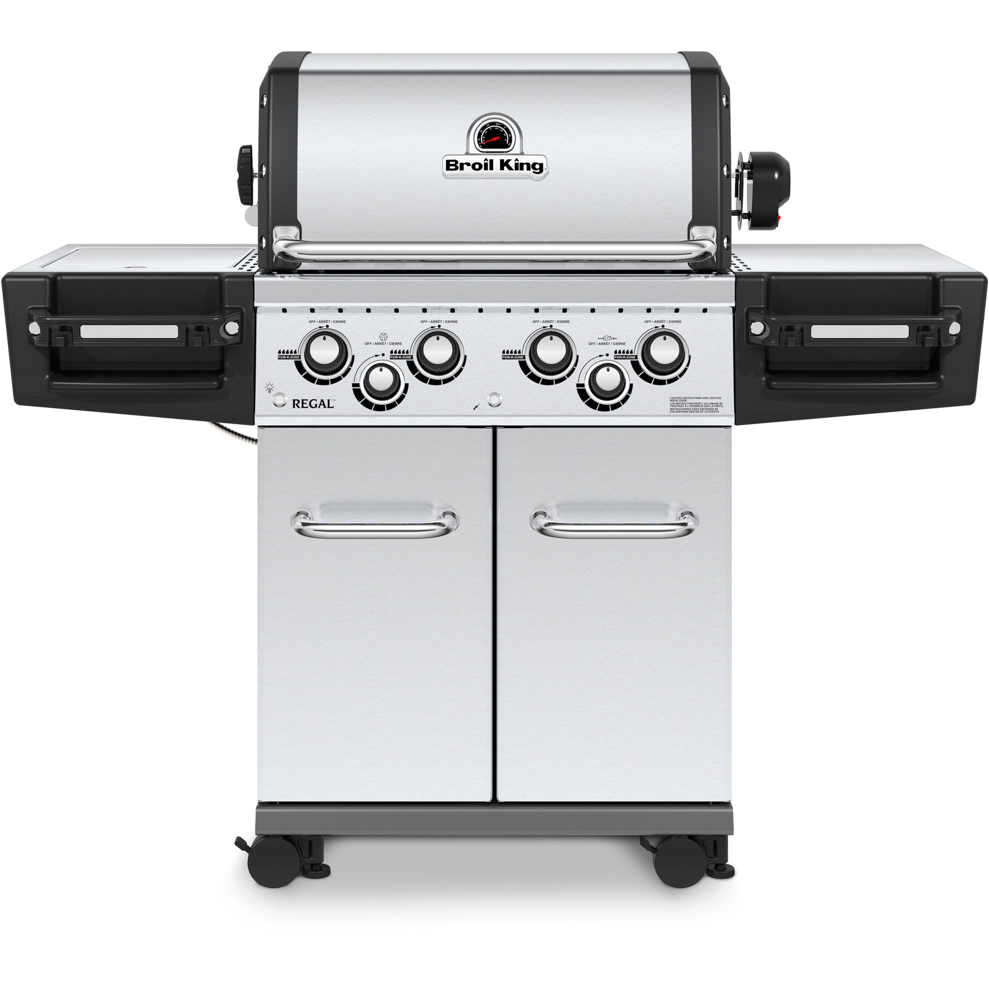 Broil King Regal 490 Gasolgrill
